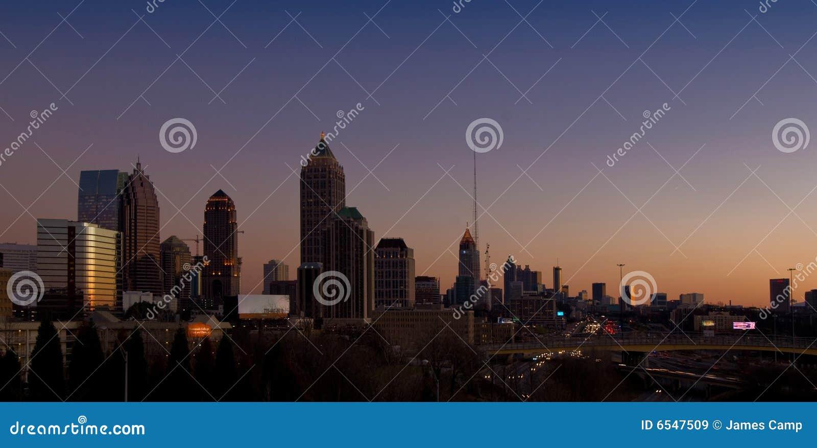 Atlanta linia horyzontu
