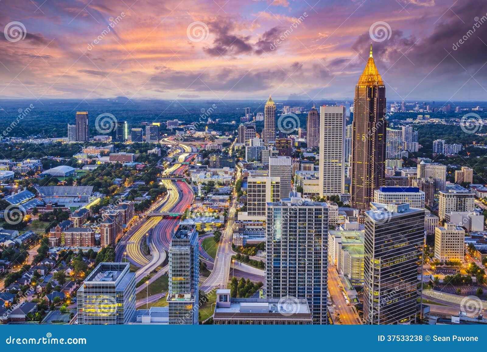 Atlanta Skyine