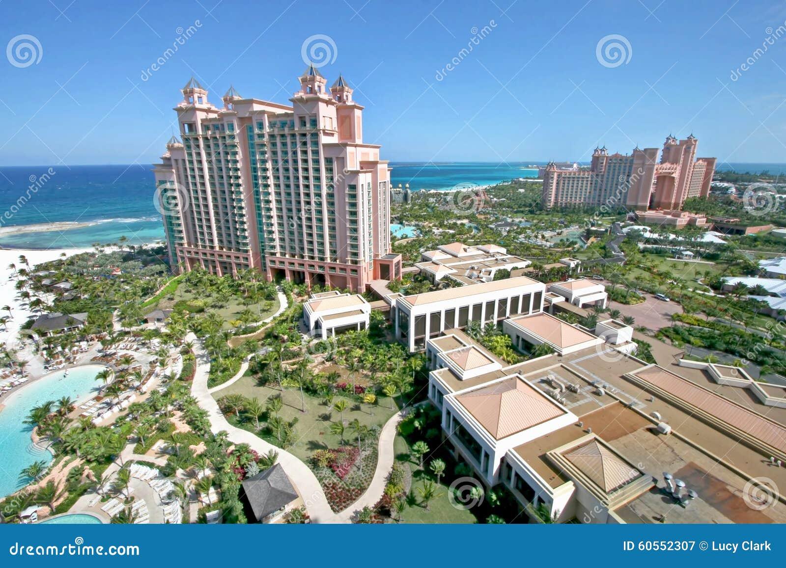 Atlantis Paradise Island Bahamas Editorial Photography Image Of Amusement Destination 60552307