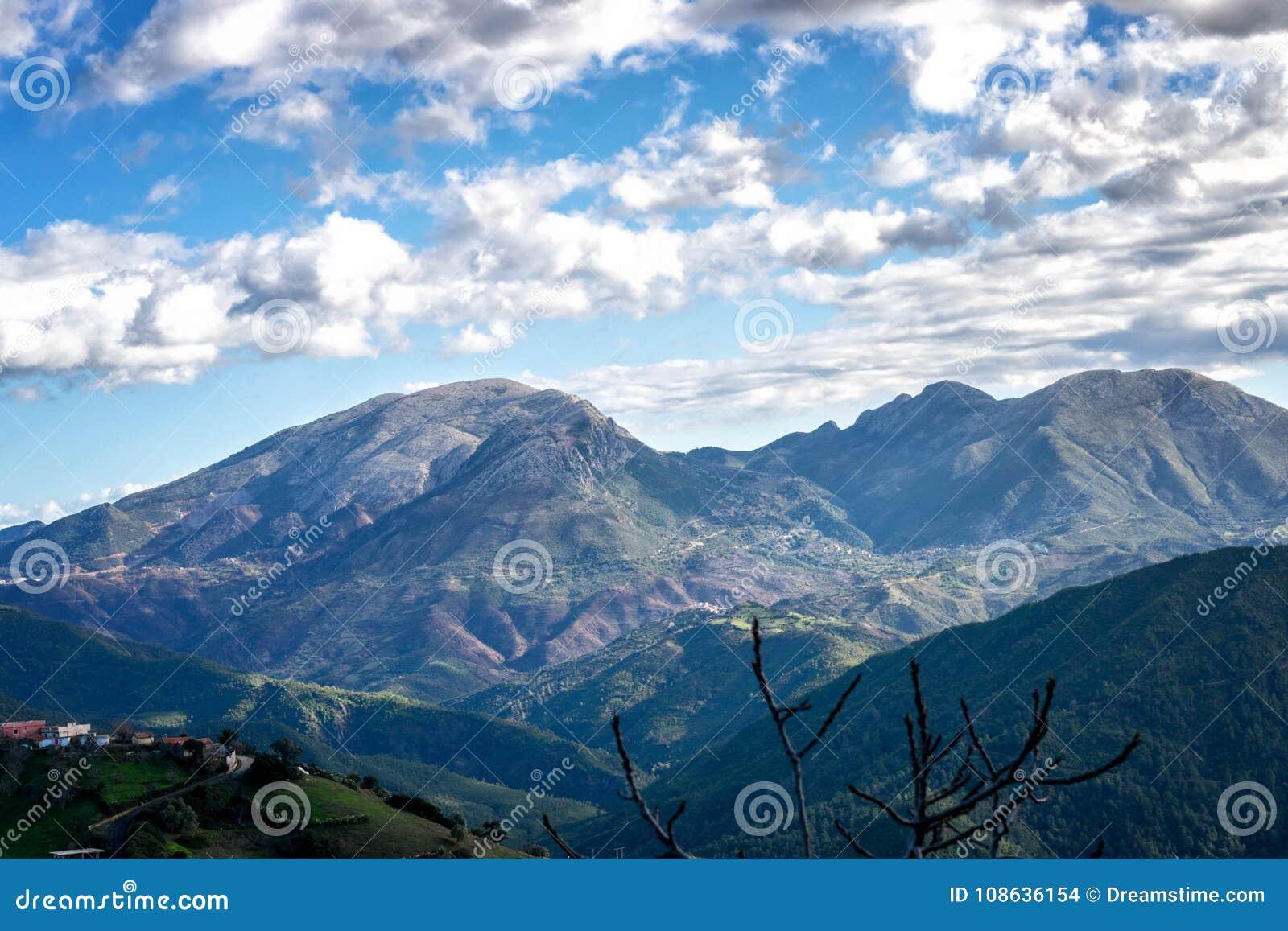 Atlas montagneux