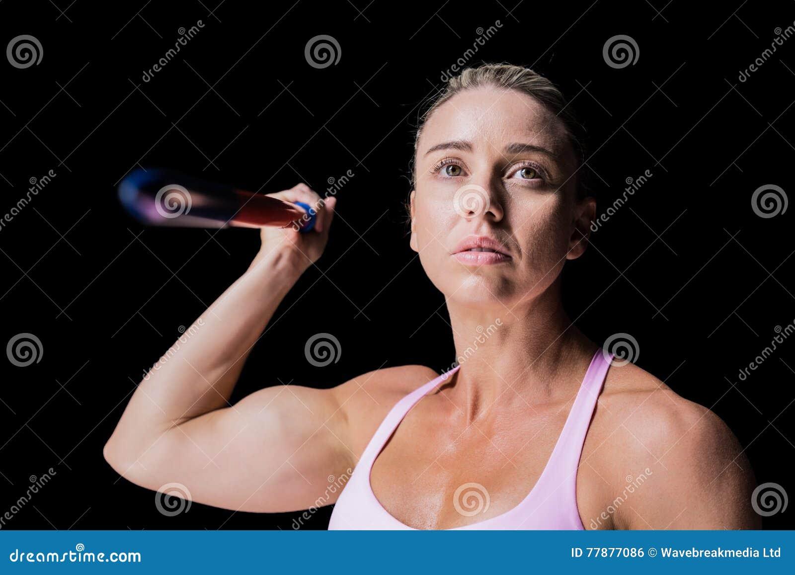 Tubos de sexo femenino atleta