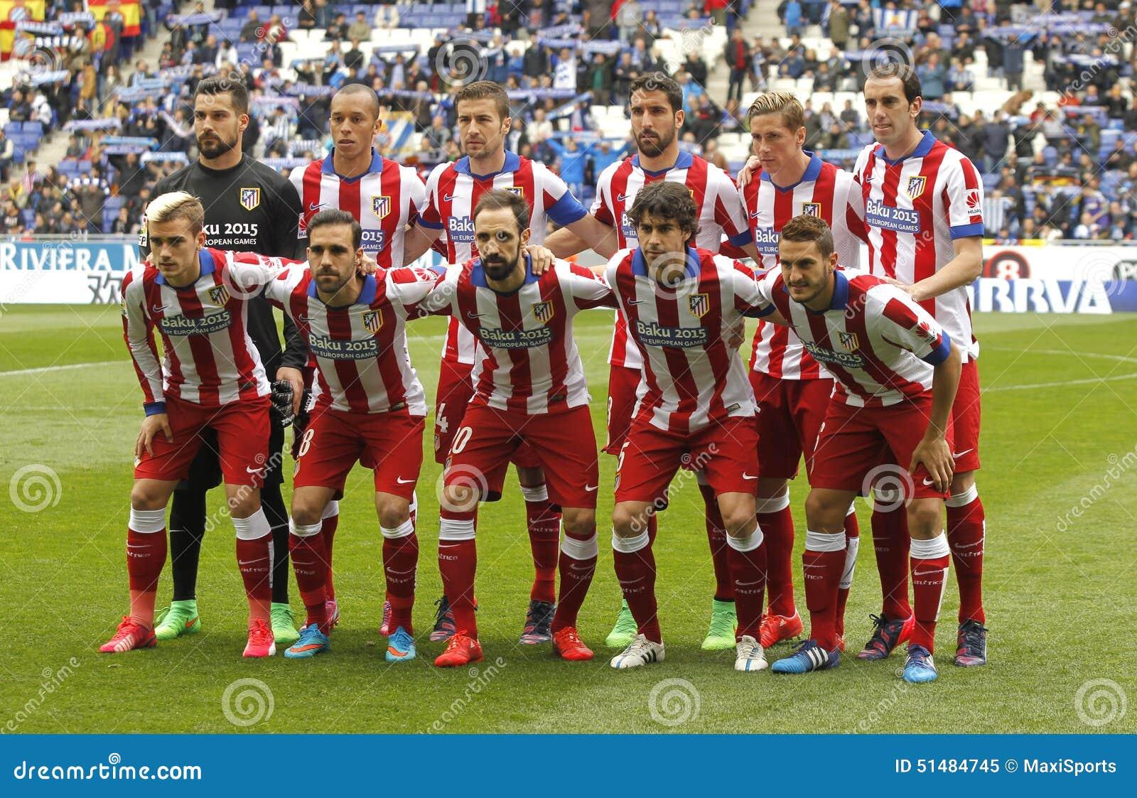 Atletico de马德里联盟