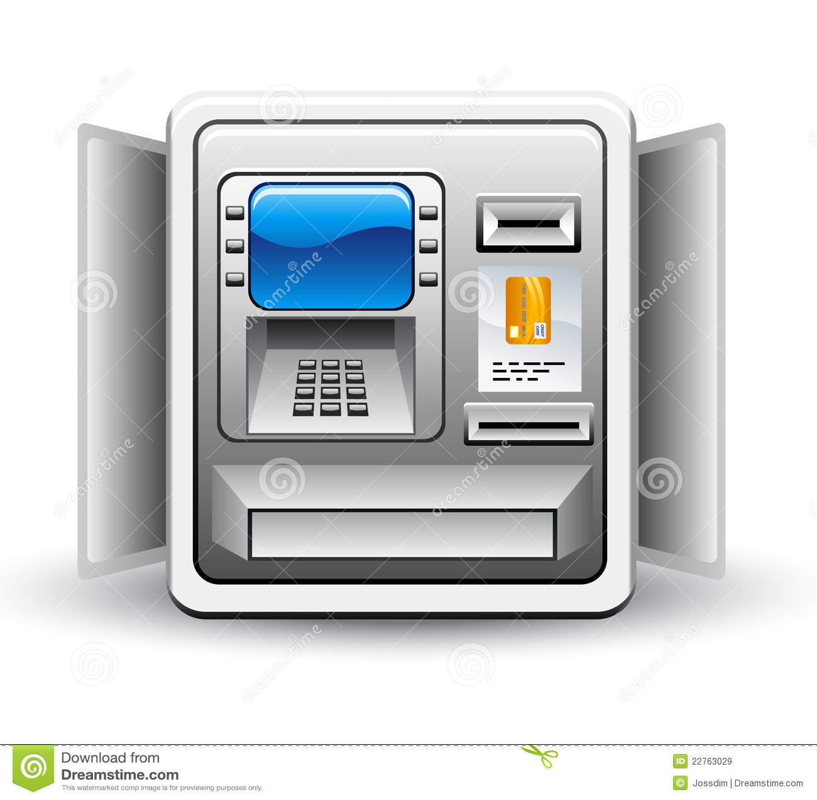 price of atm machine