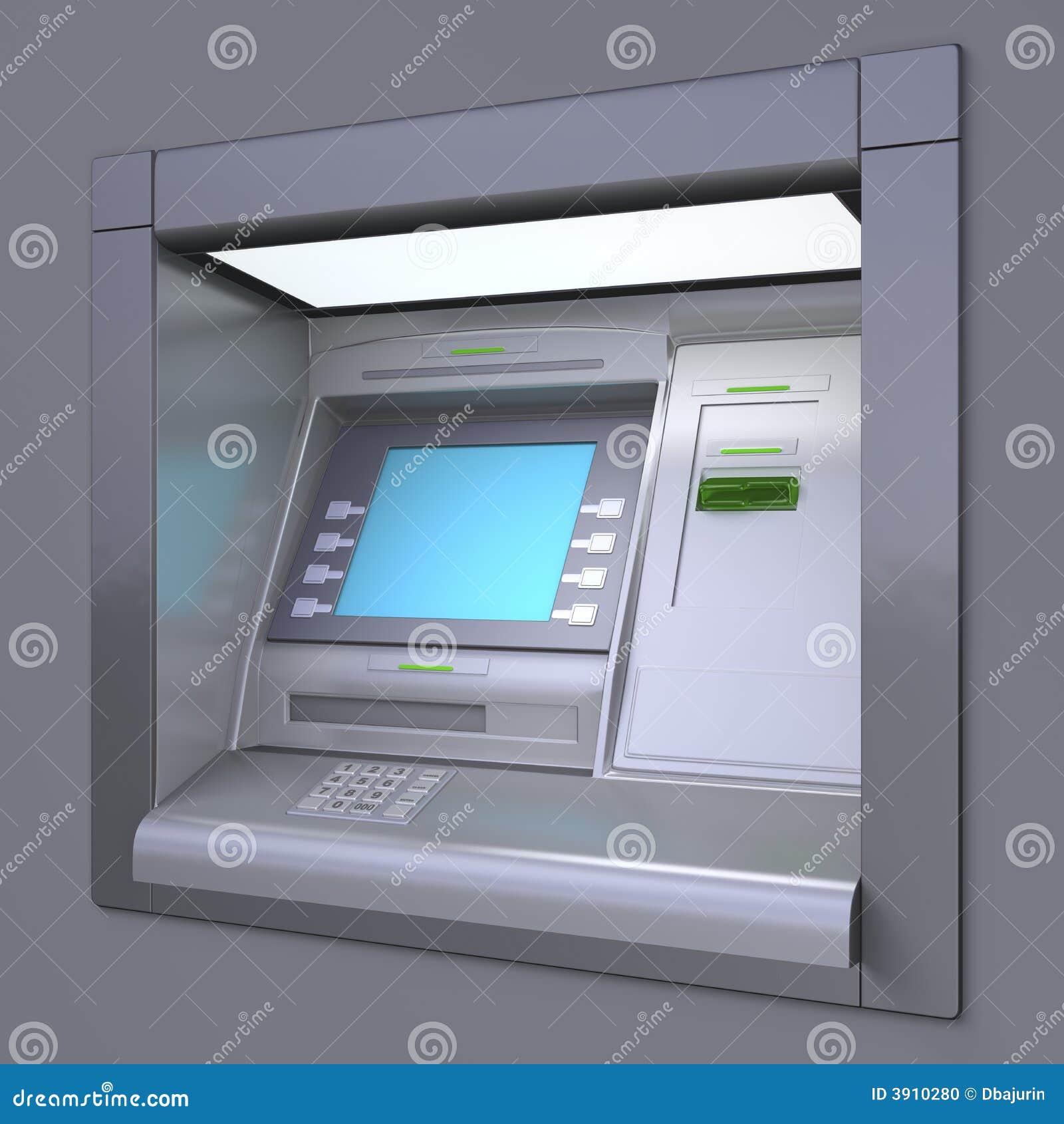 atm machine images