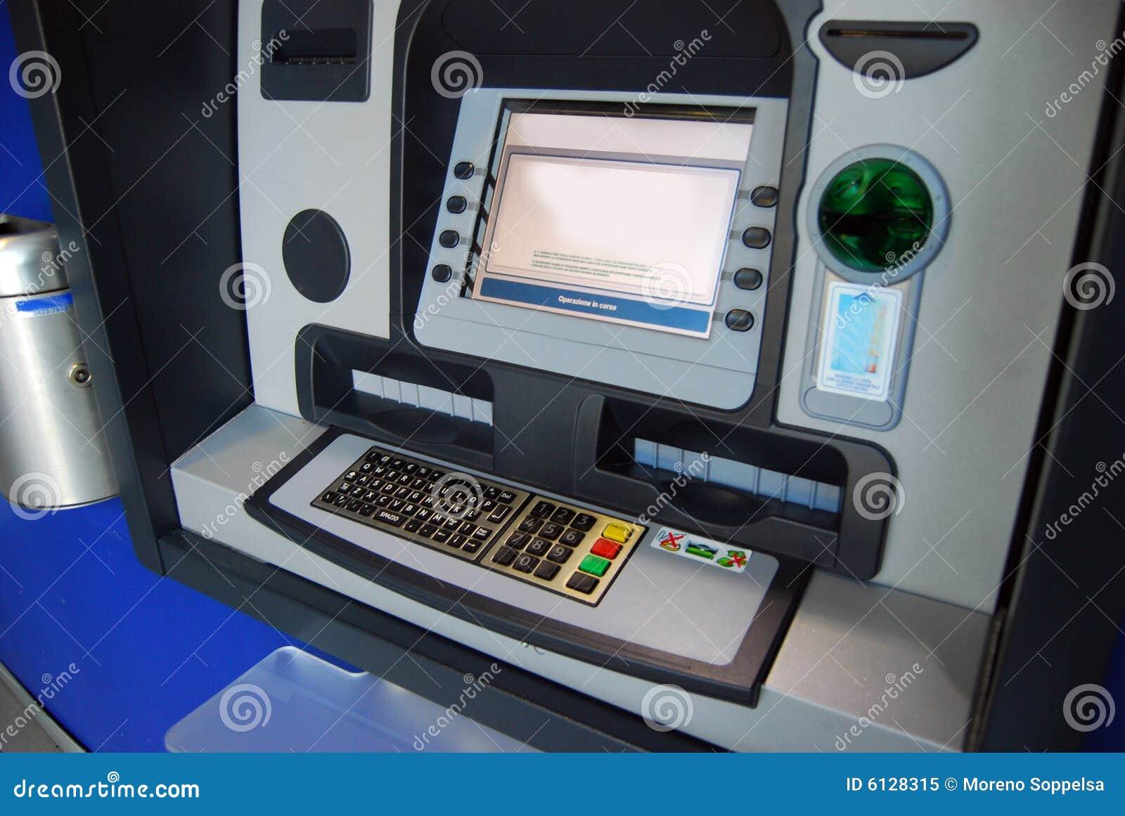 ATM - Ponto do dinheiro