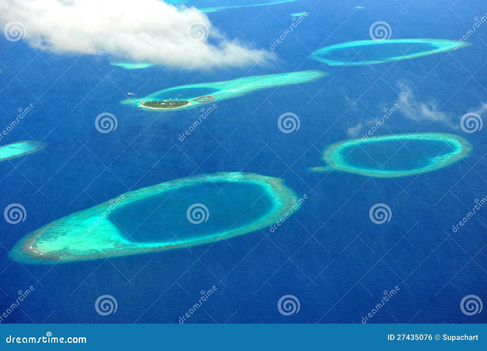 Atolón de Maldives