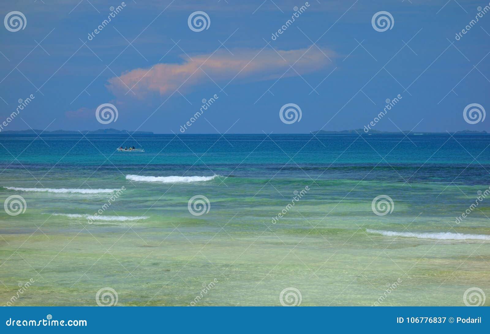 Atoll i Stilla havet