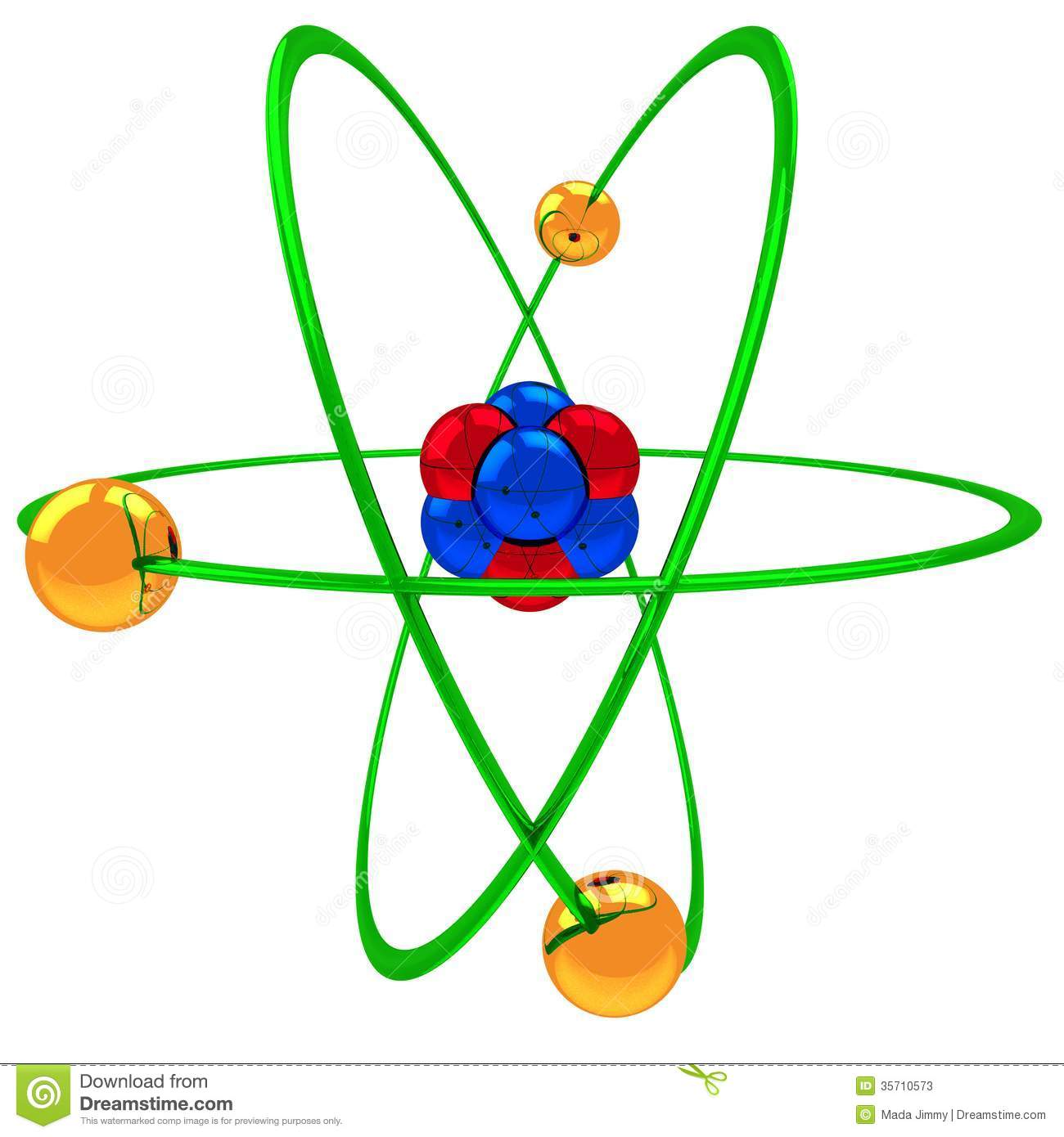 Atoms, Google search and 3d on Pinterest