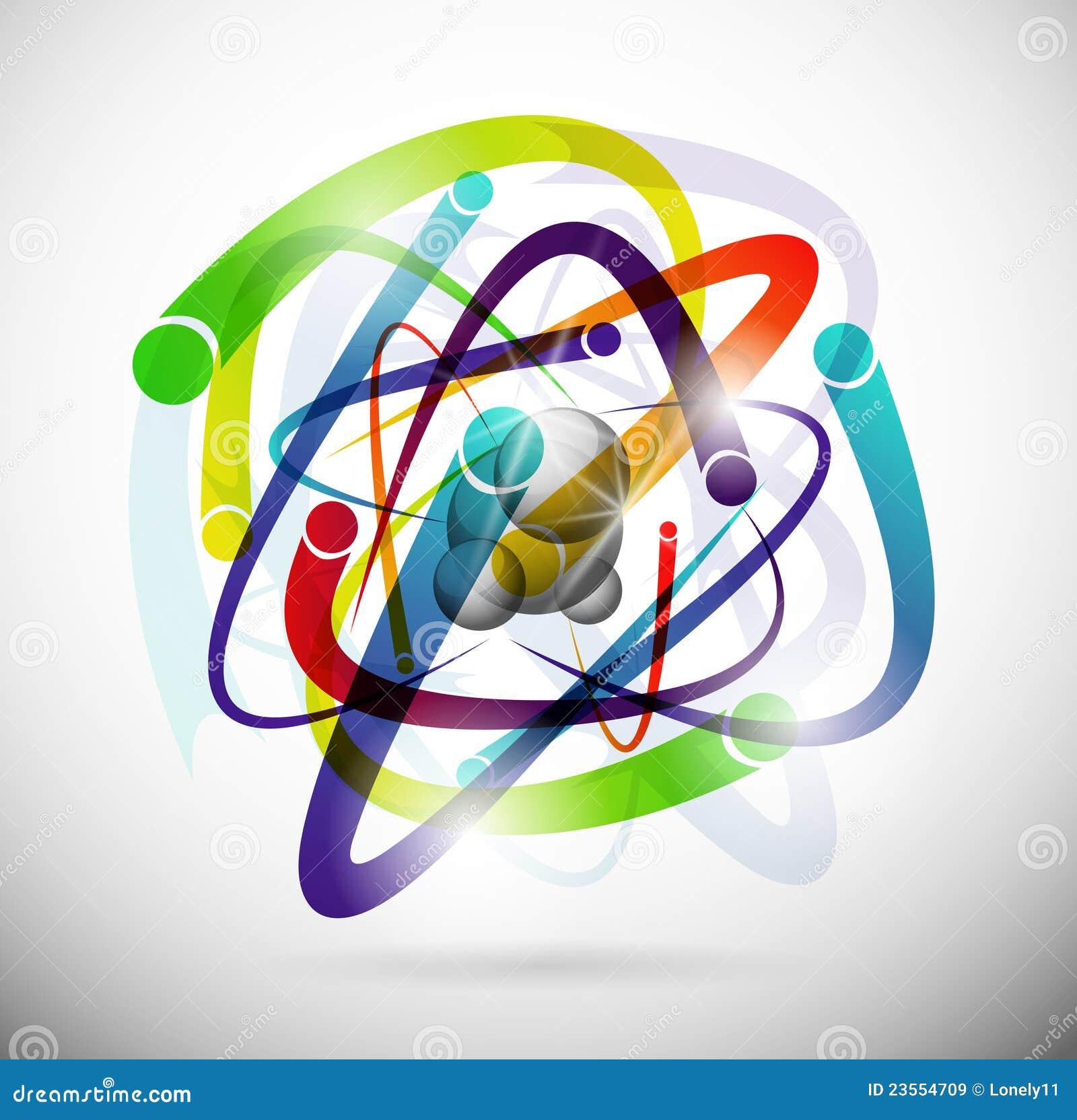 Atome abstrait