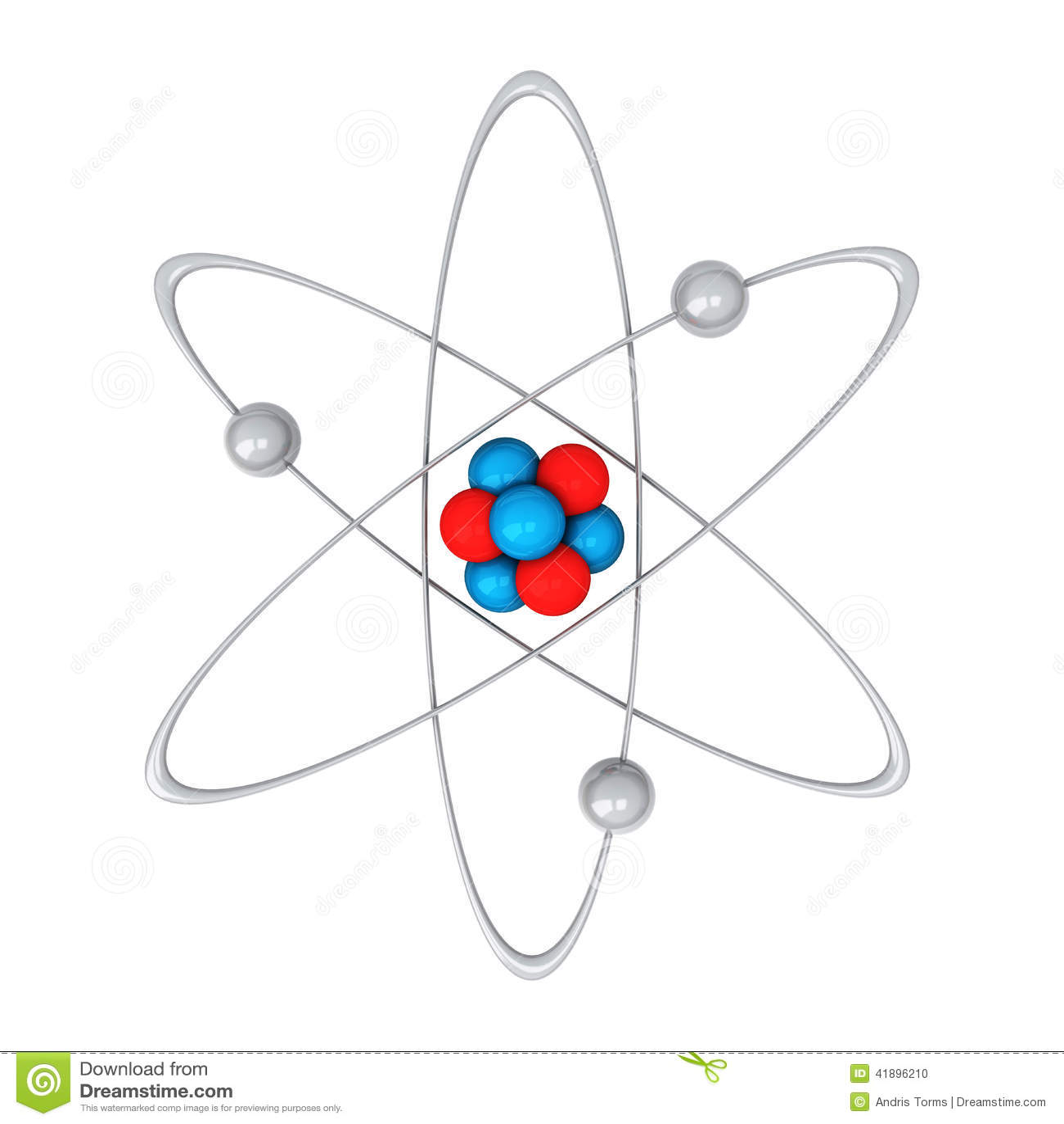 atome, électron stable, électron libre