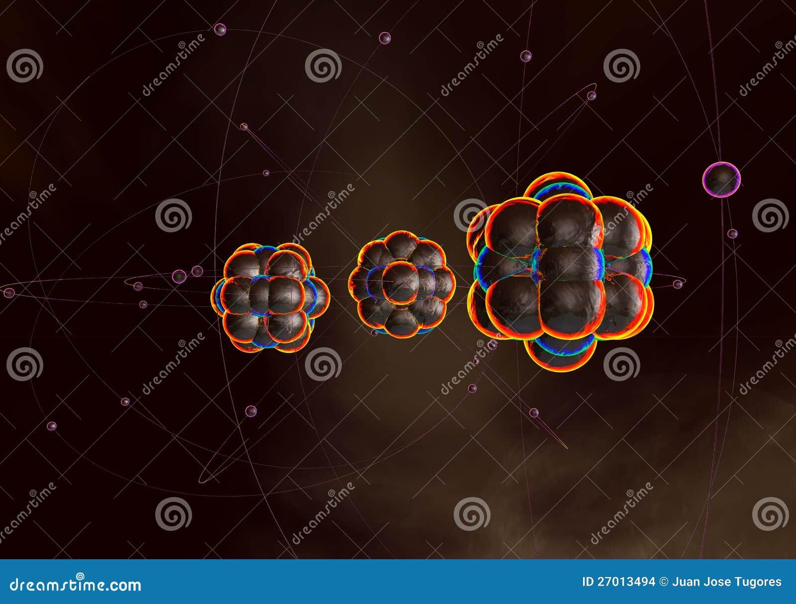 Atomen en kernen