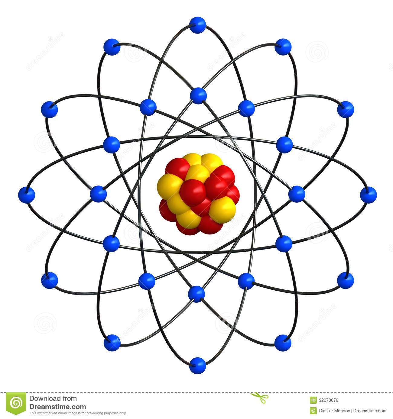 Atomic structure stock illustration illustration of structure download atomic structure stock illustration illustration of structure 32273076 ccuart Gallery