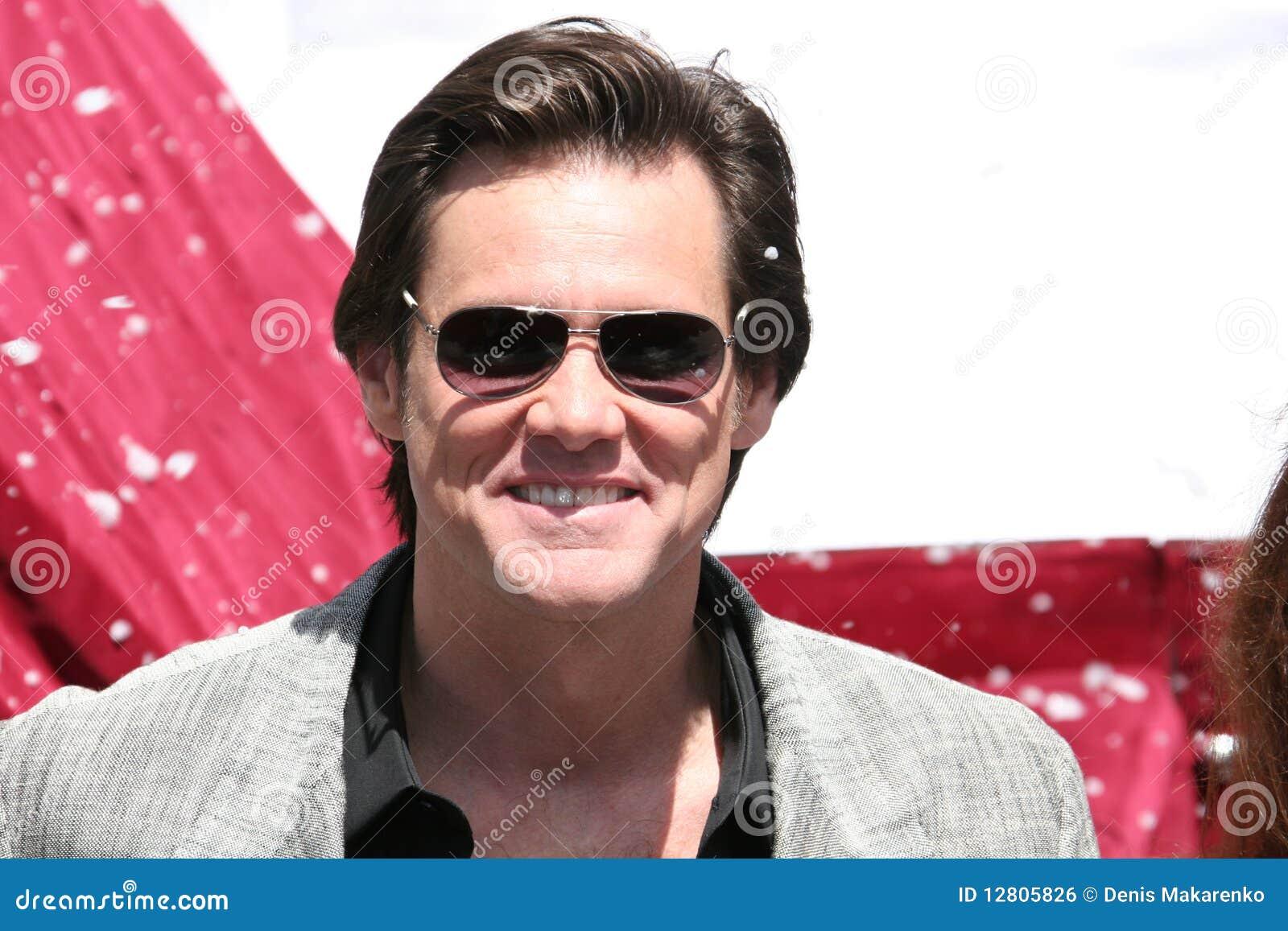 Ator Jim Carrey