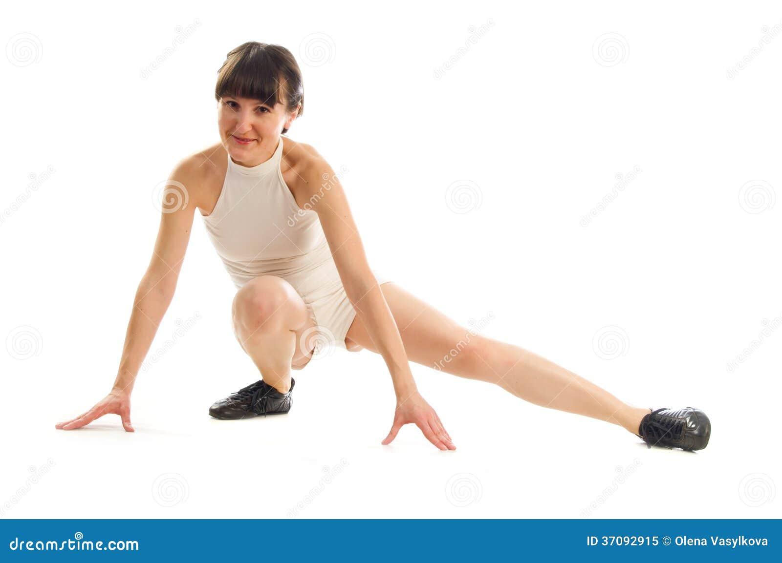 Download Atrakcyjna Młoda Brunetki Dziewczyna Obraz Stock - Obraz złożonej z piękny, piękno: 37092915