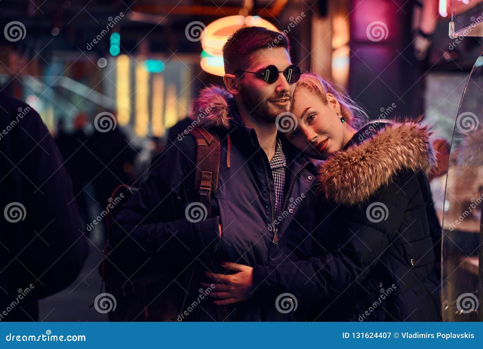 Atrakcyjna parę miłości