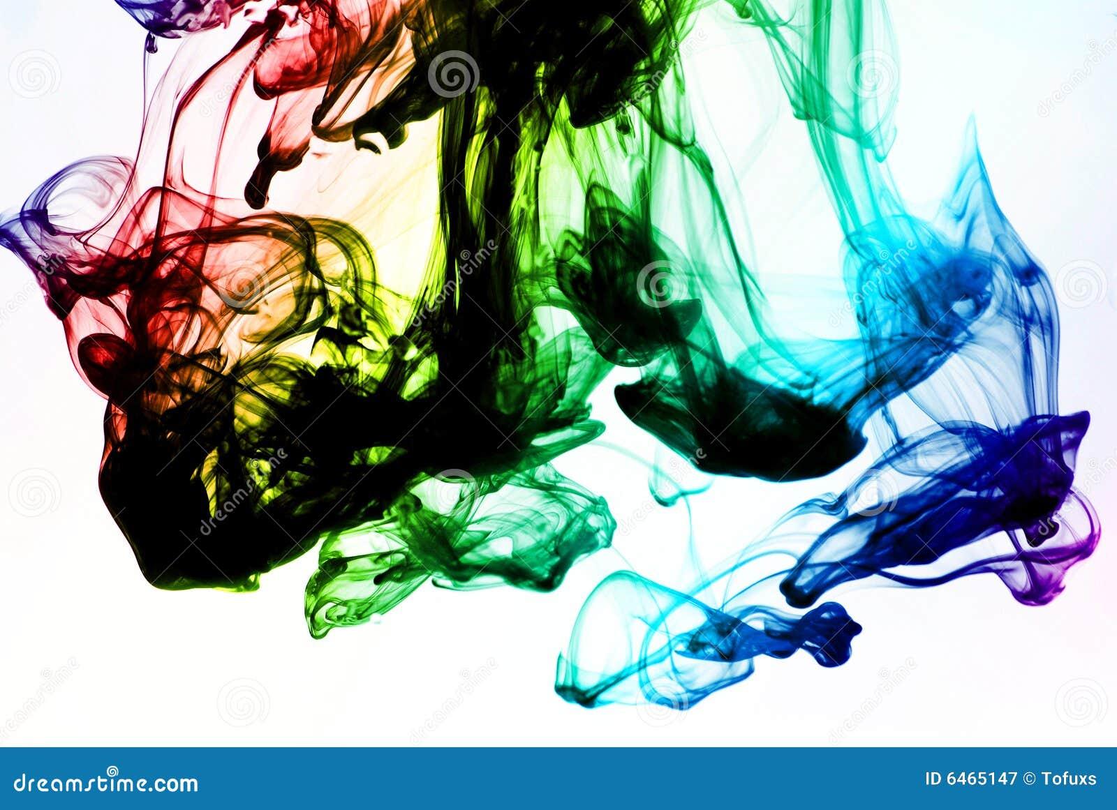 Atrament koloru