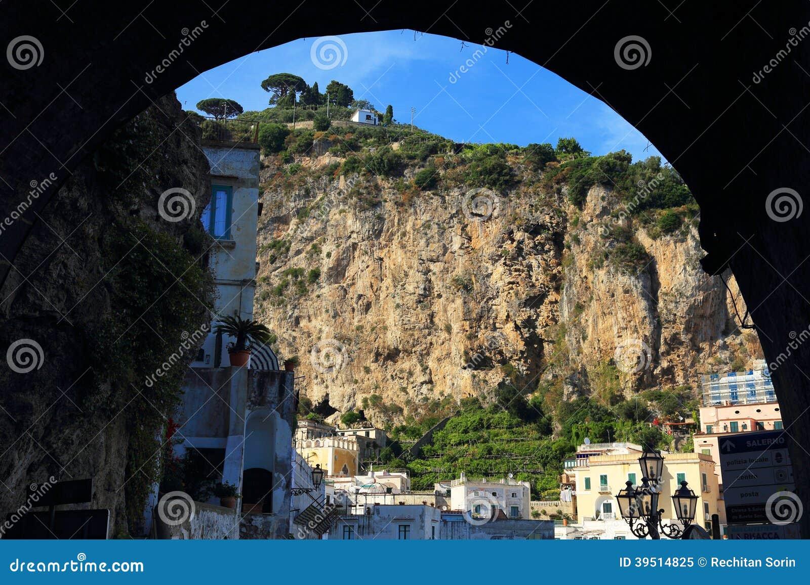 Atrani Resort, Italy, Europe