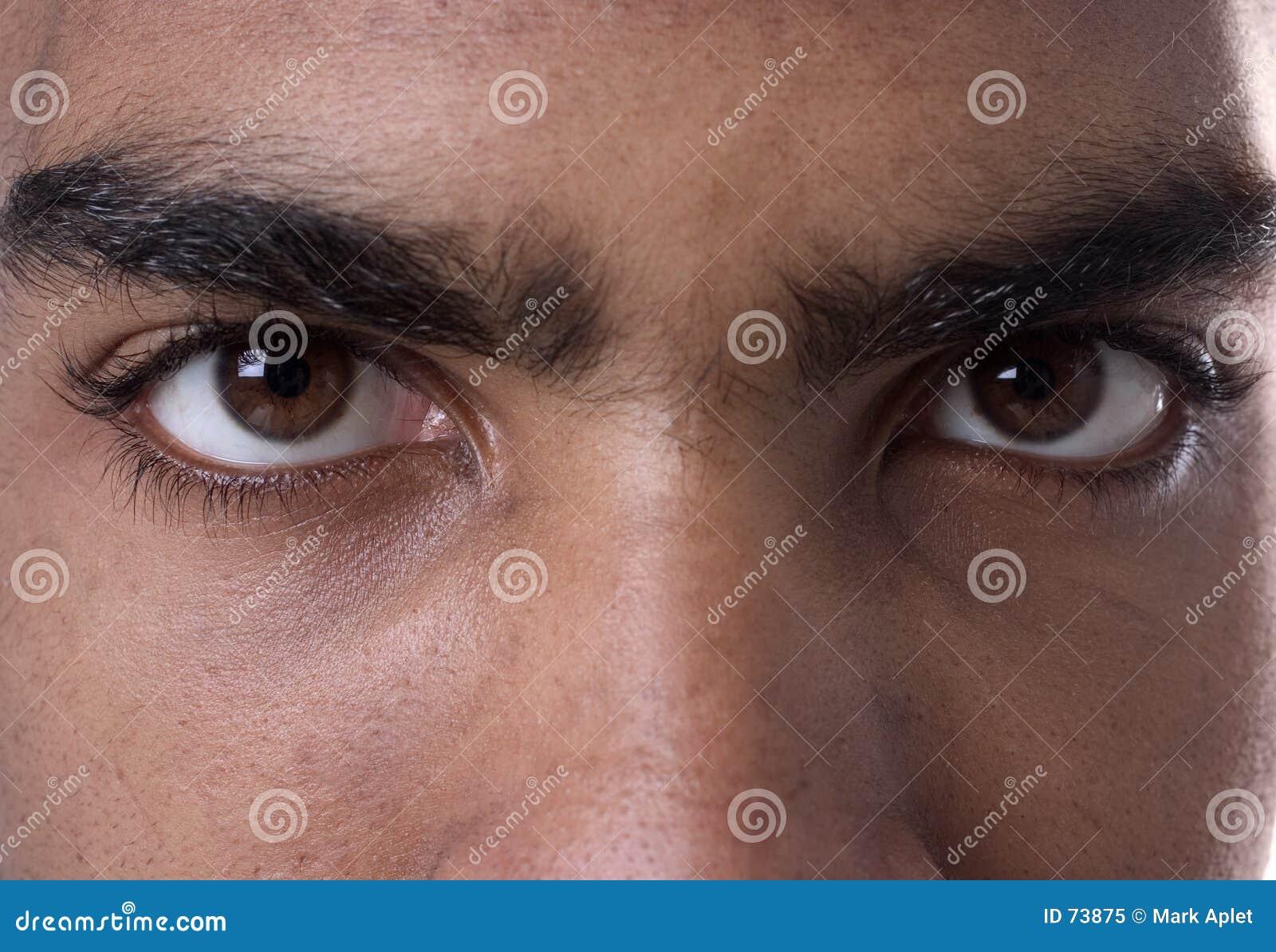 Através de meus olhos?