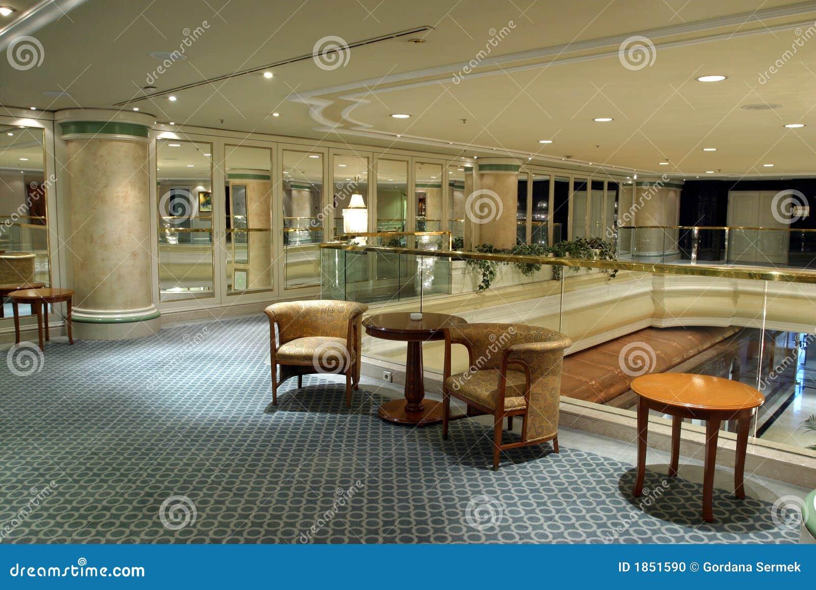 Atrio dell hotel