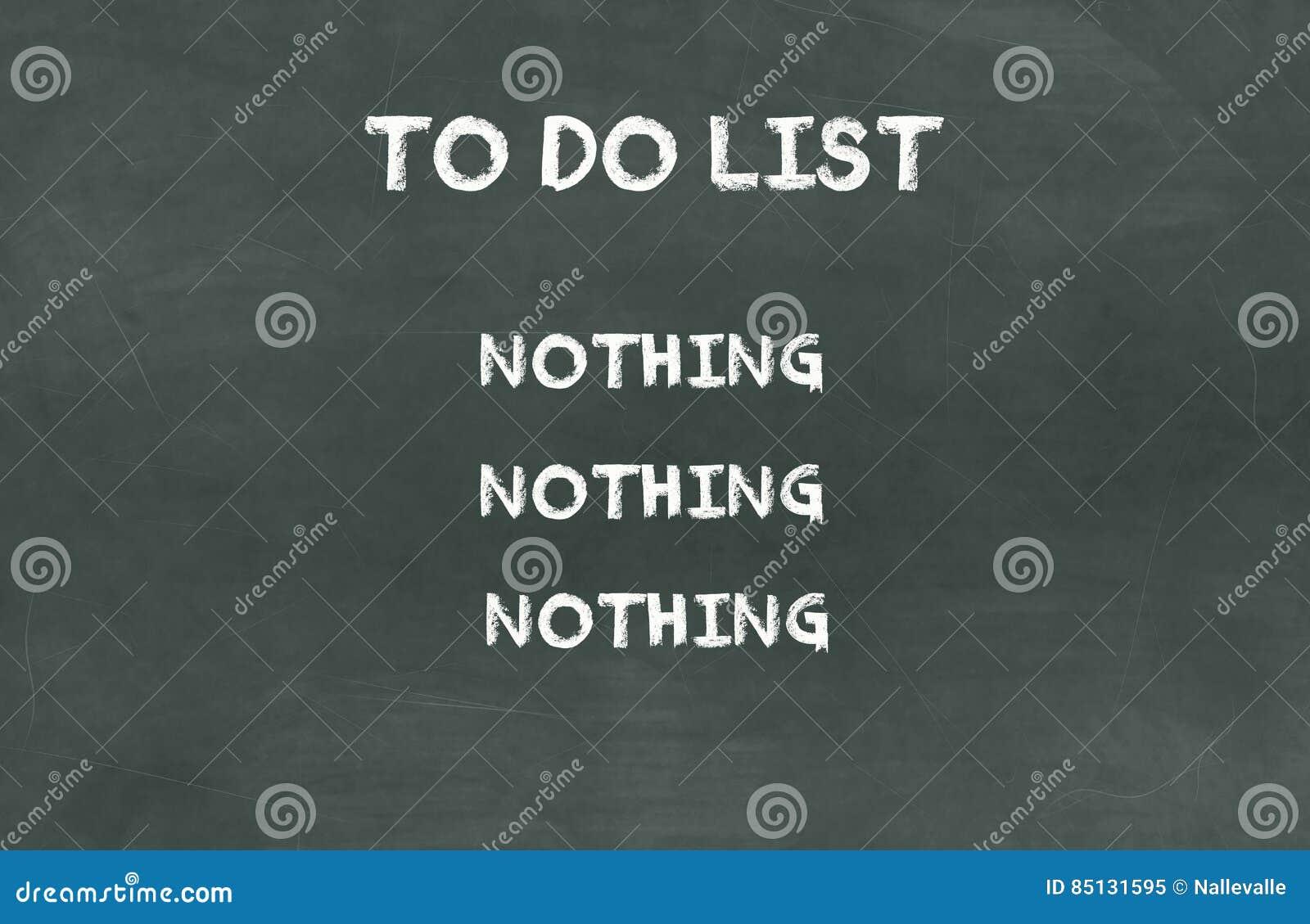 Att göra lista