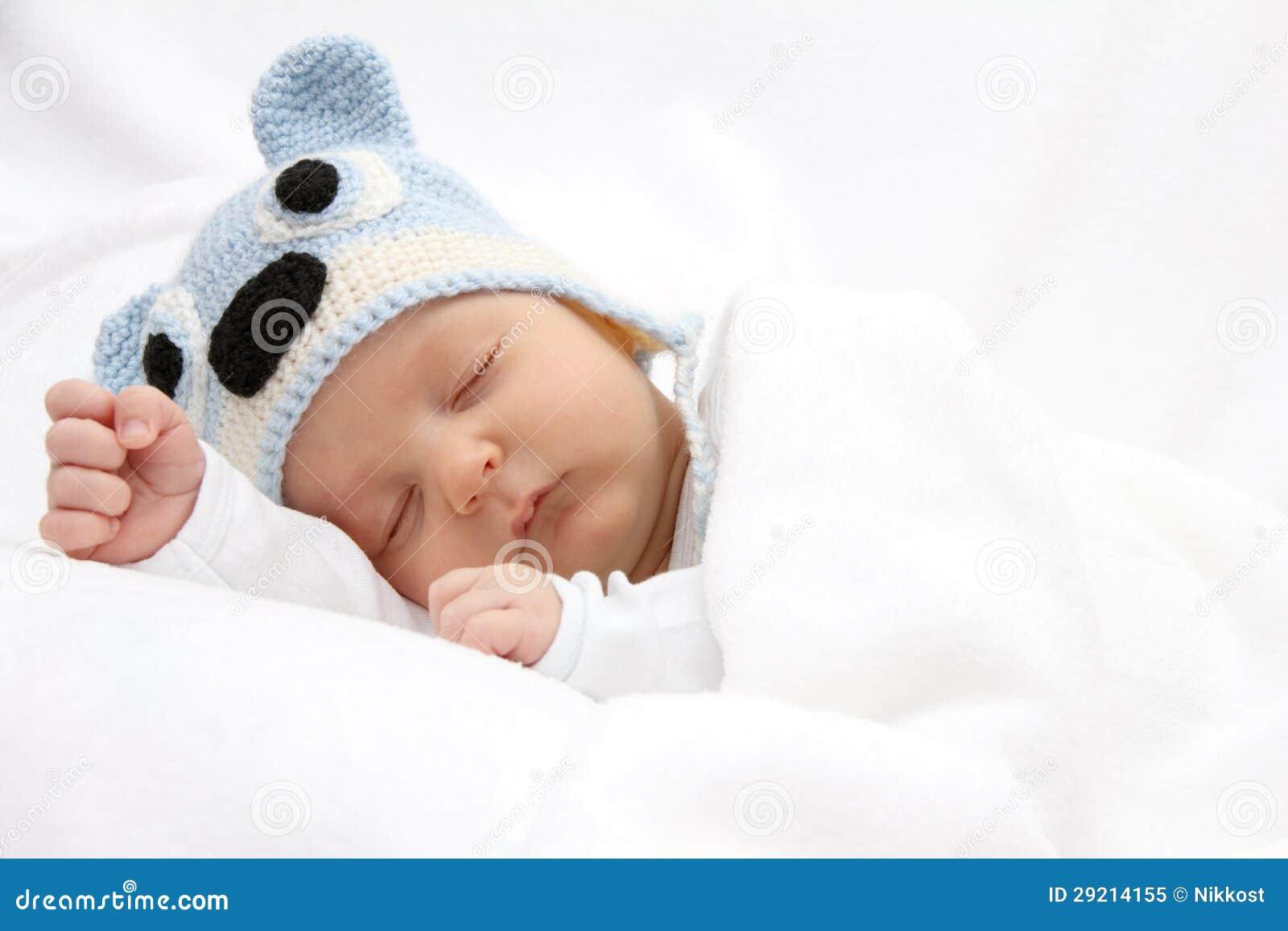 Att sova behandla som ett barn