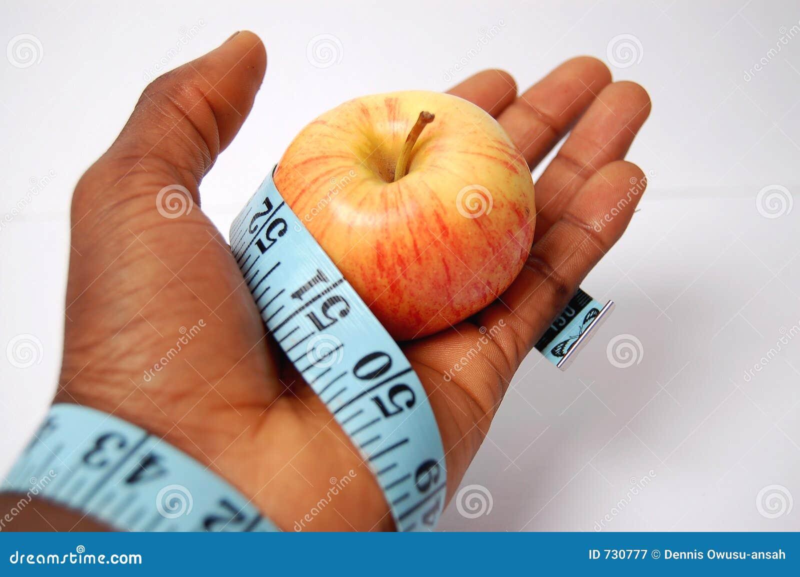Attaché dans un régime Apple