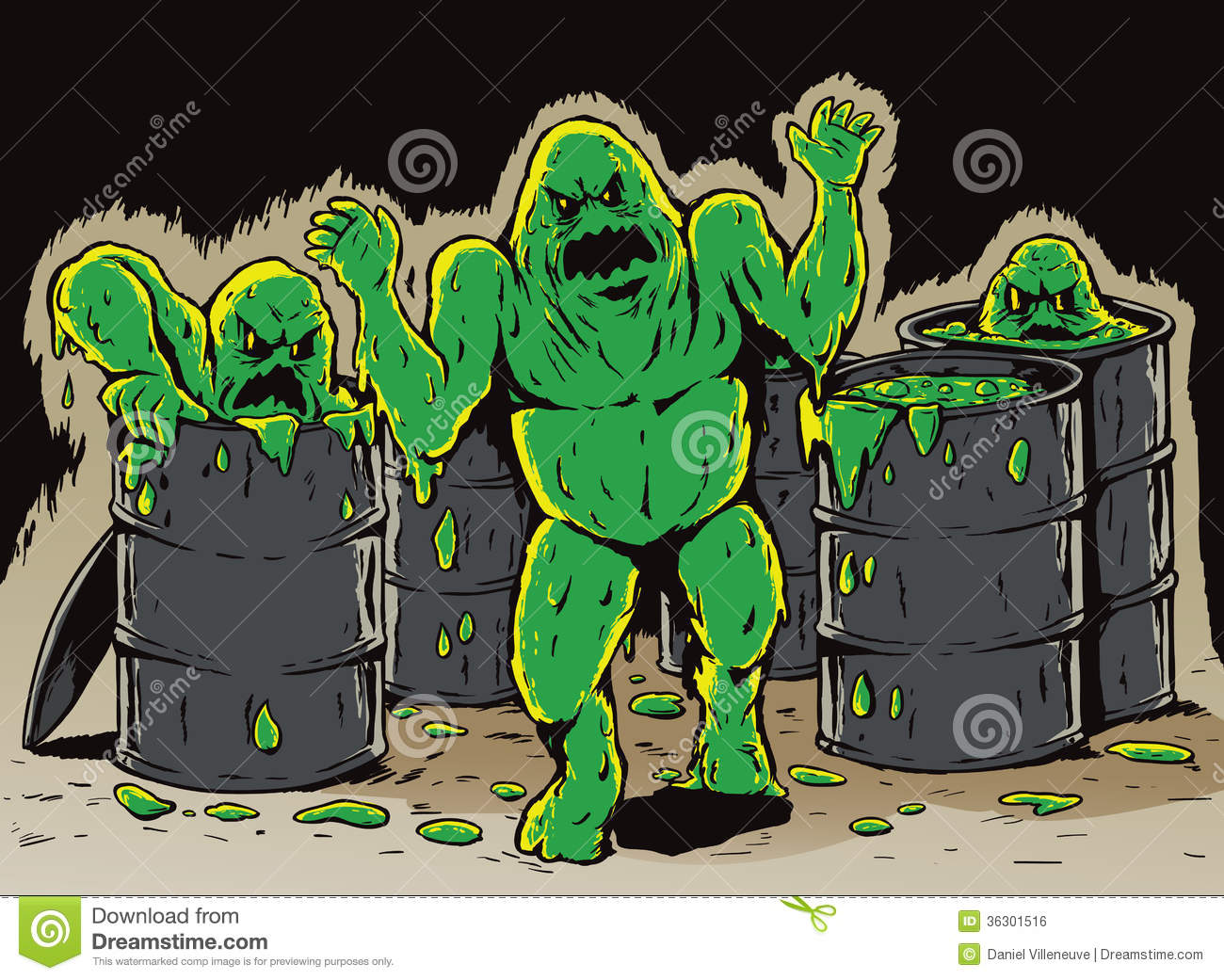 Image result for images of slime monsters