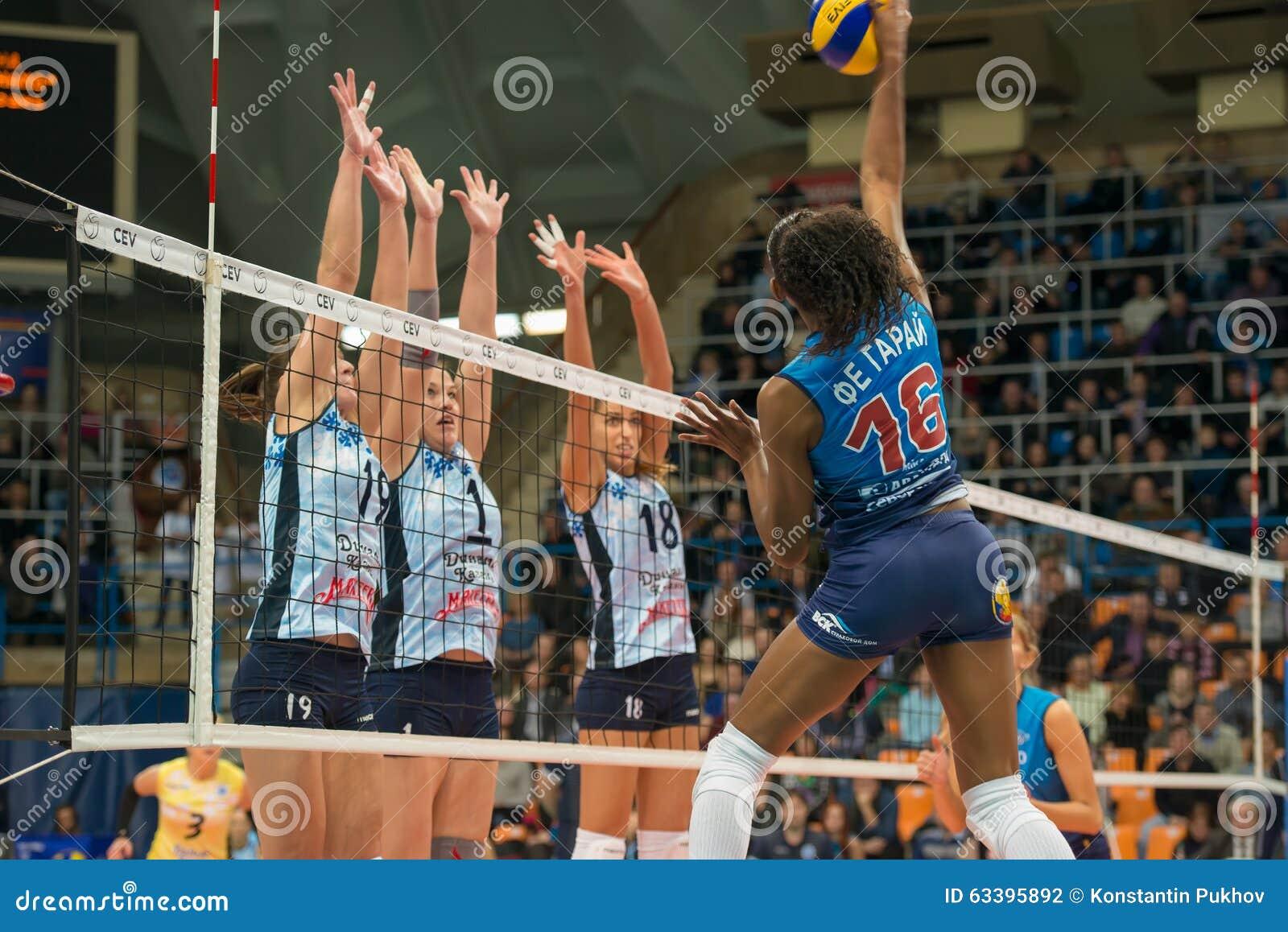 Attacks Fernanda Garay Rodriguez (Dynamo (MSC) 16