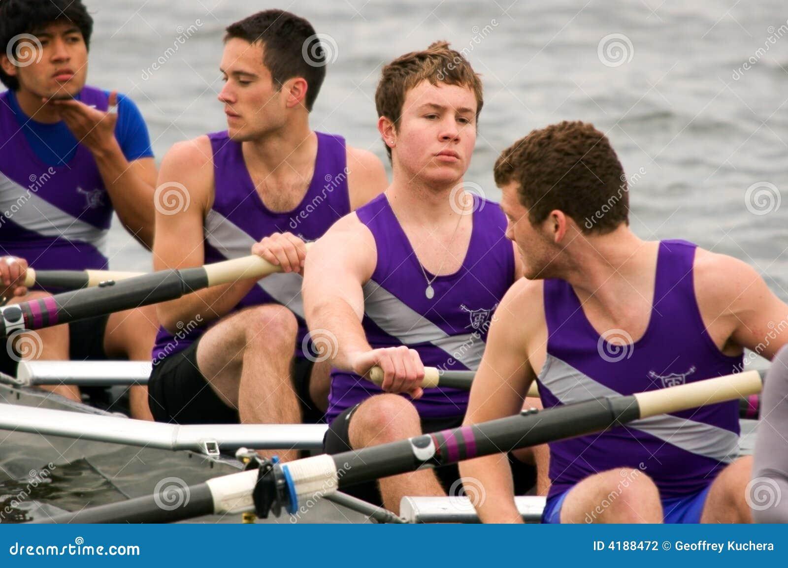 Attentes d équipe de l aviron des hommes