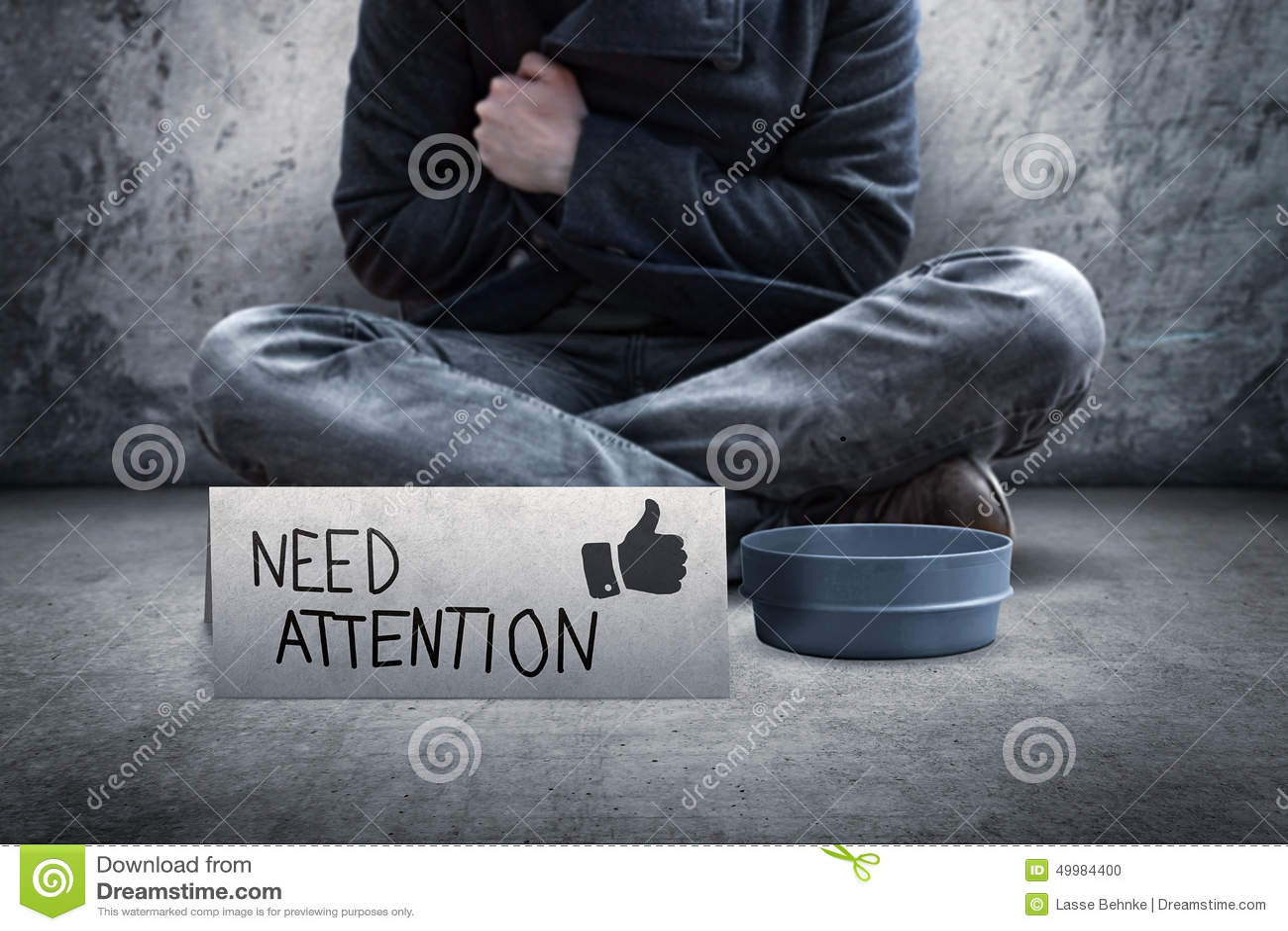 Attention du besoin