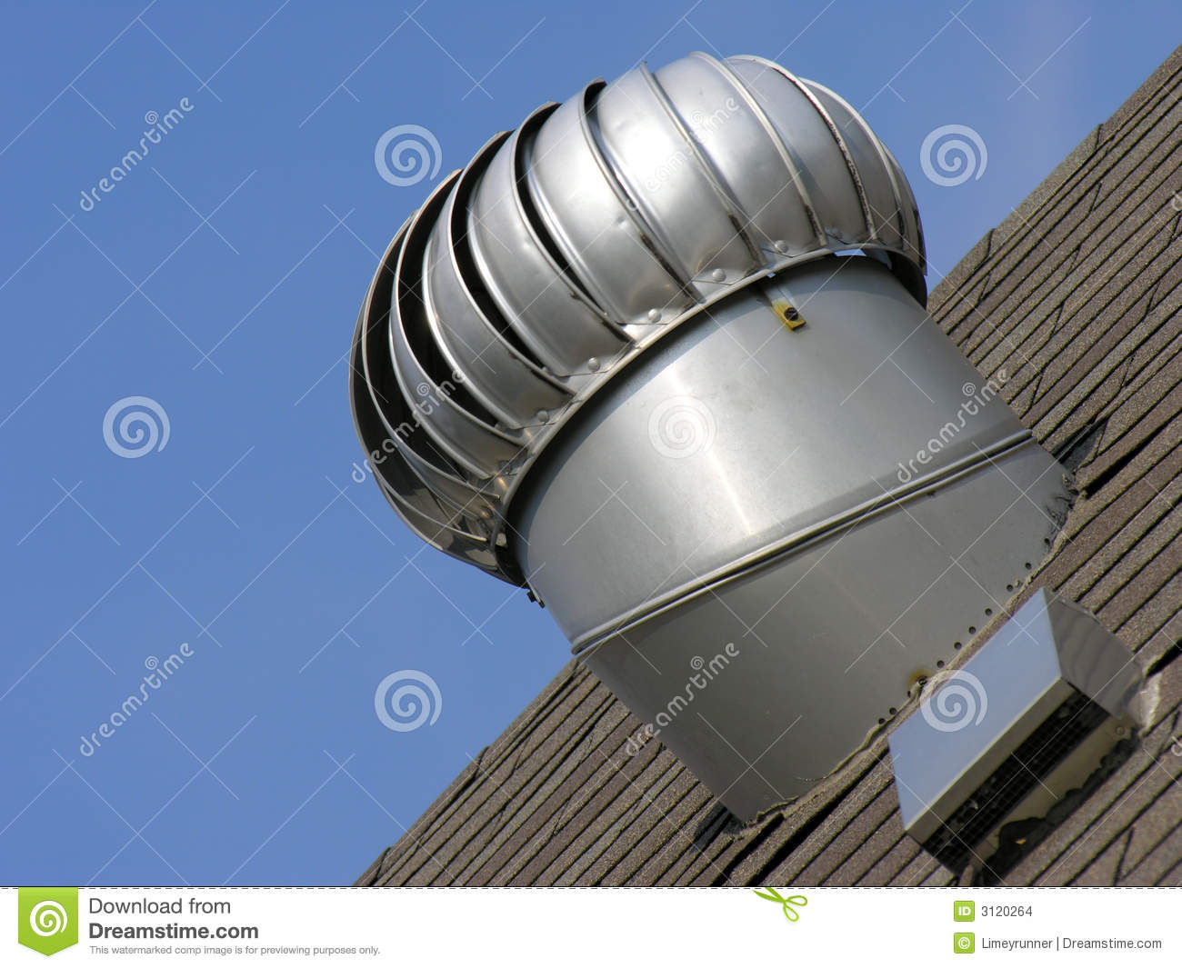 Nice Royalty Free Stock Photo. Download Attic Exhaust Vent ...