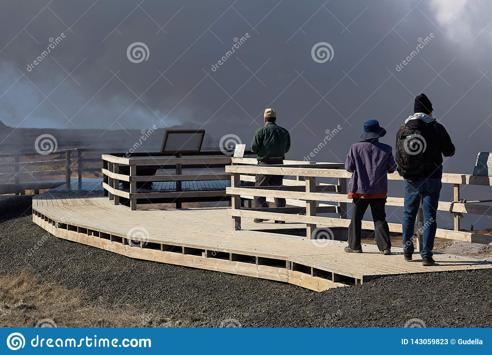 Attività geotermica in Islanda