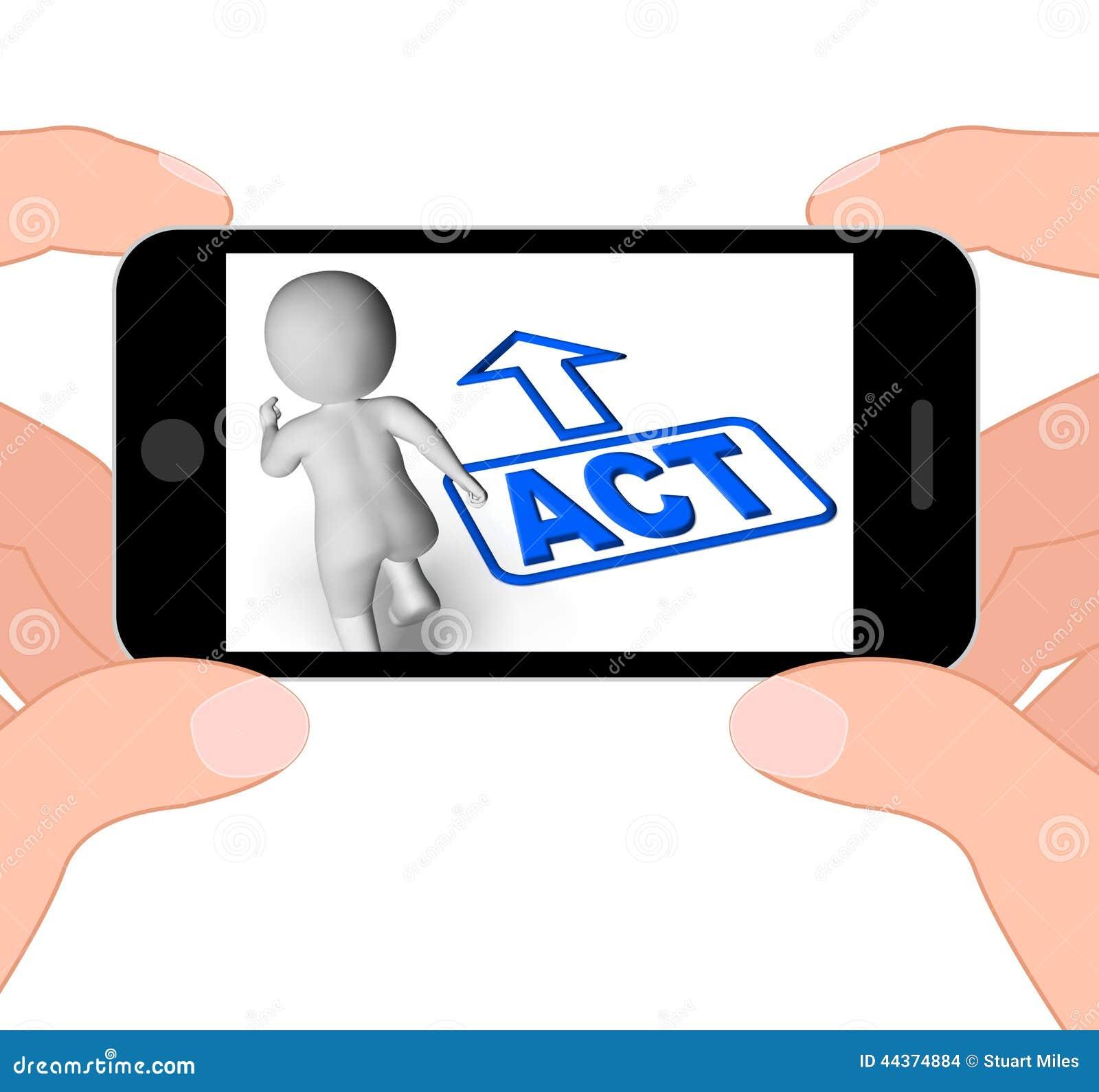 Atto ed azione urgente corrente delle esposizioni di carattere