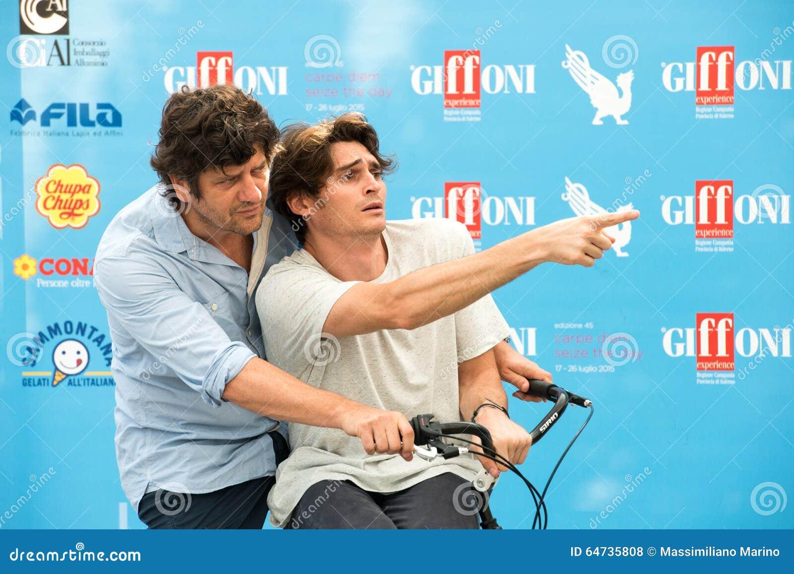 Attori Fabio De Luigi e Angelo Duro