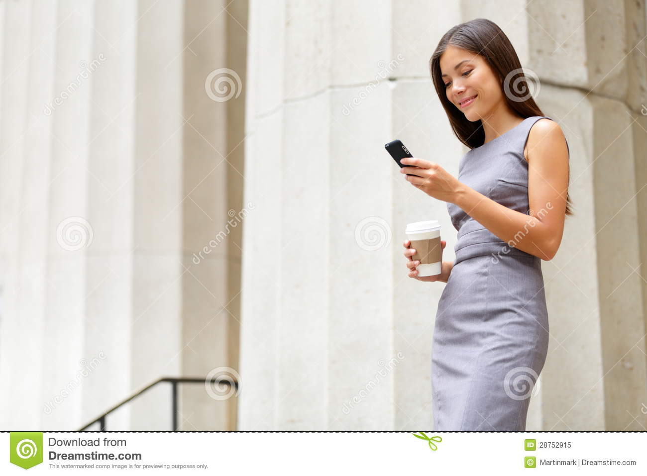 Attorney - young asian woman lawyer