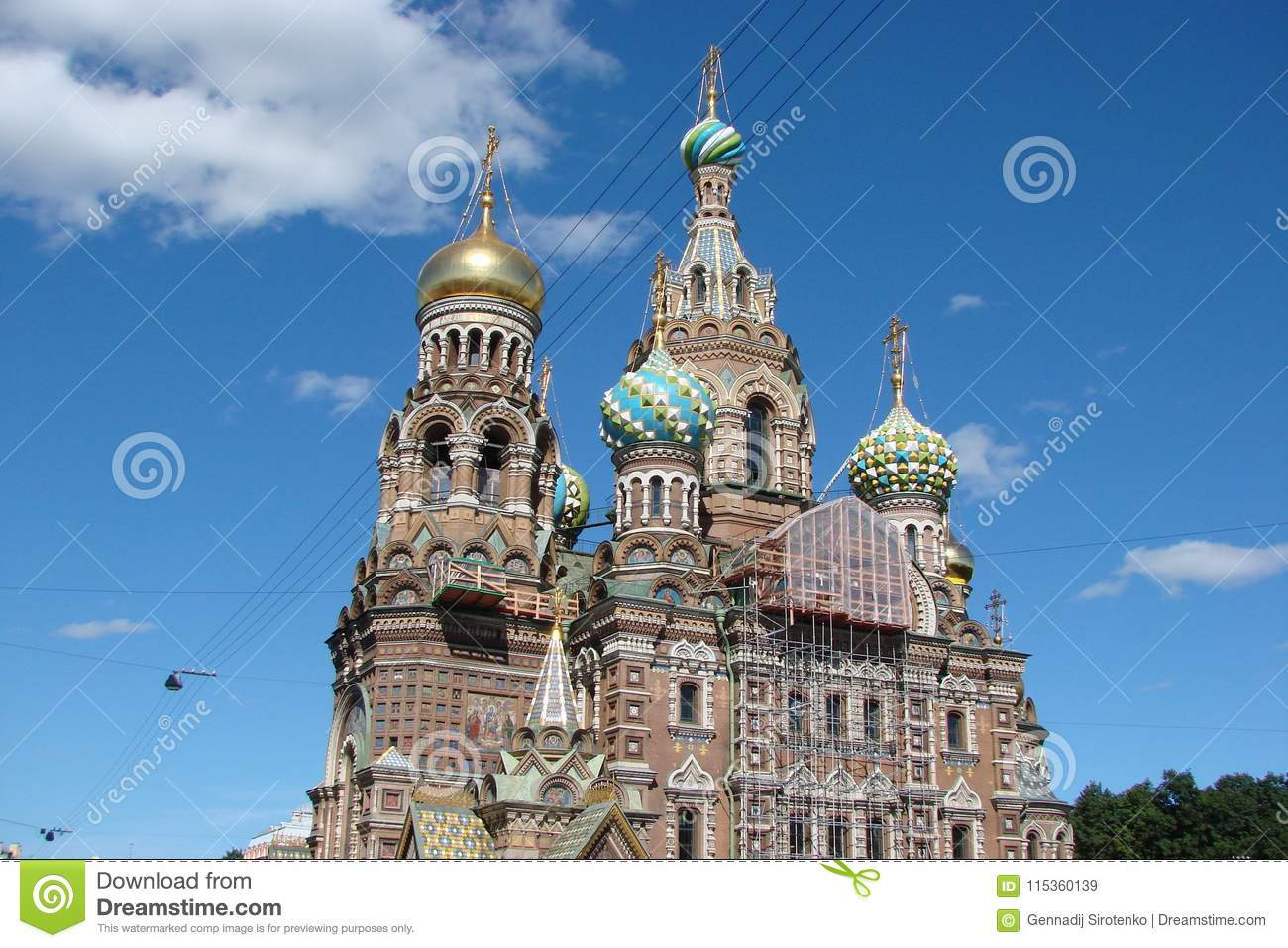Architecture of St. Petersburg: description, attractions and interesting facts 64