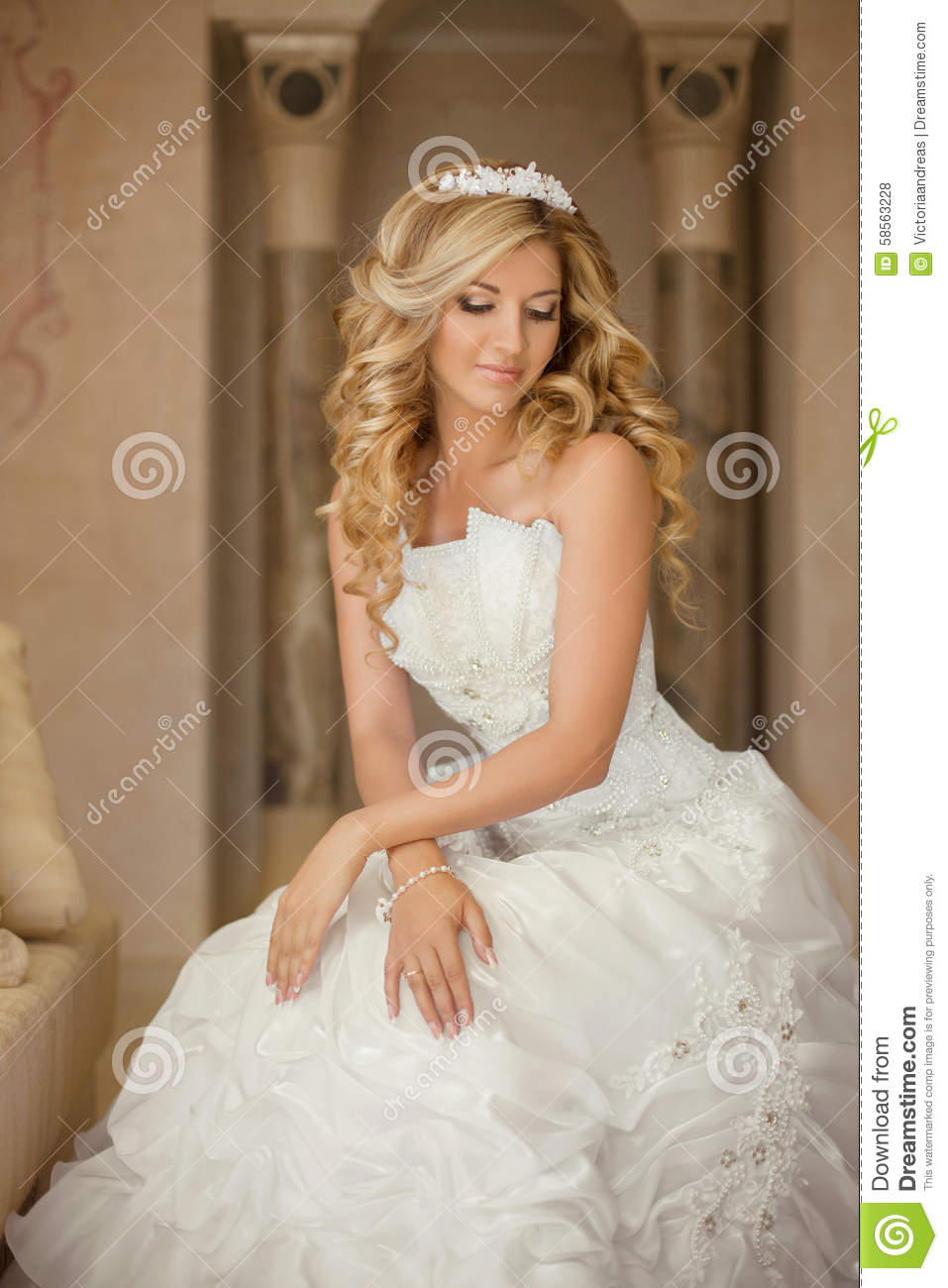 Attractive Beautiful Beauty Bliss Bride 29
