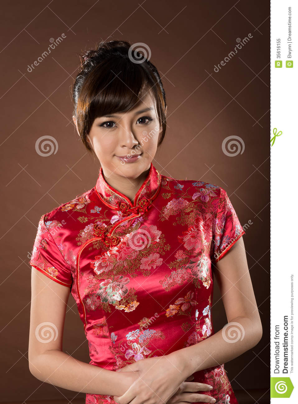 Traditional Chinese Women Hair