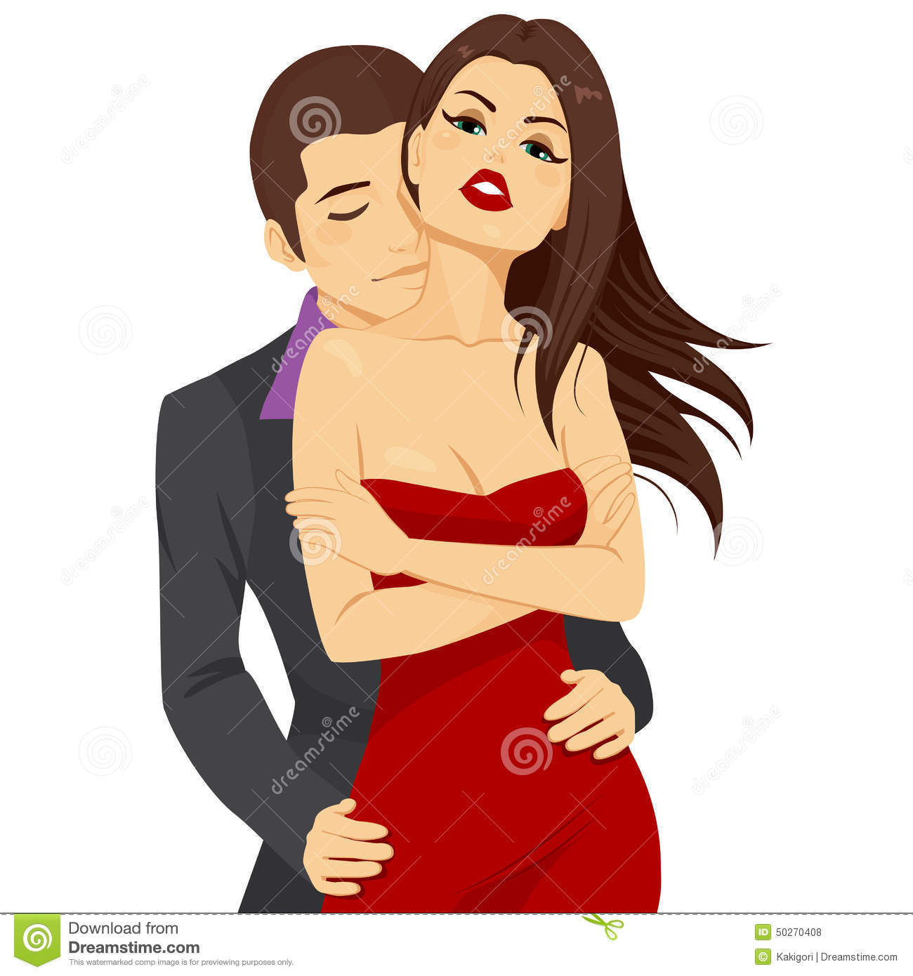 Attractive Couple Hugging Royalty Free Stock Photos. Cartoon Couple Hugging Stock Photos  Images    Pictures   628 Images