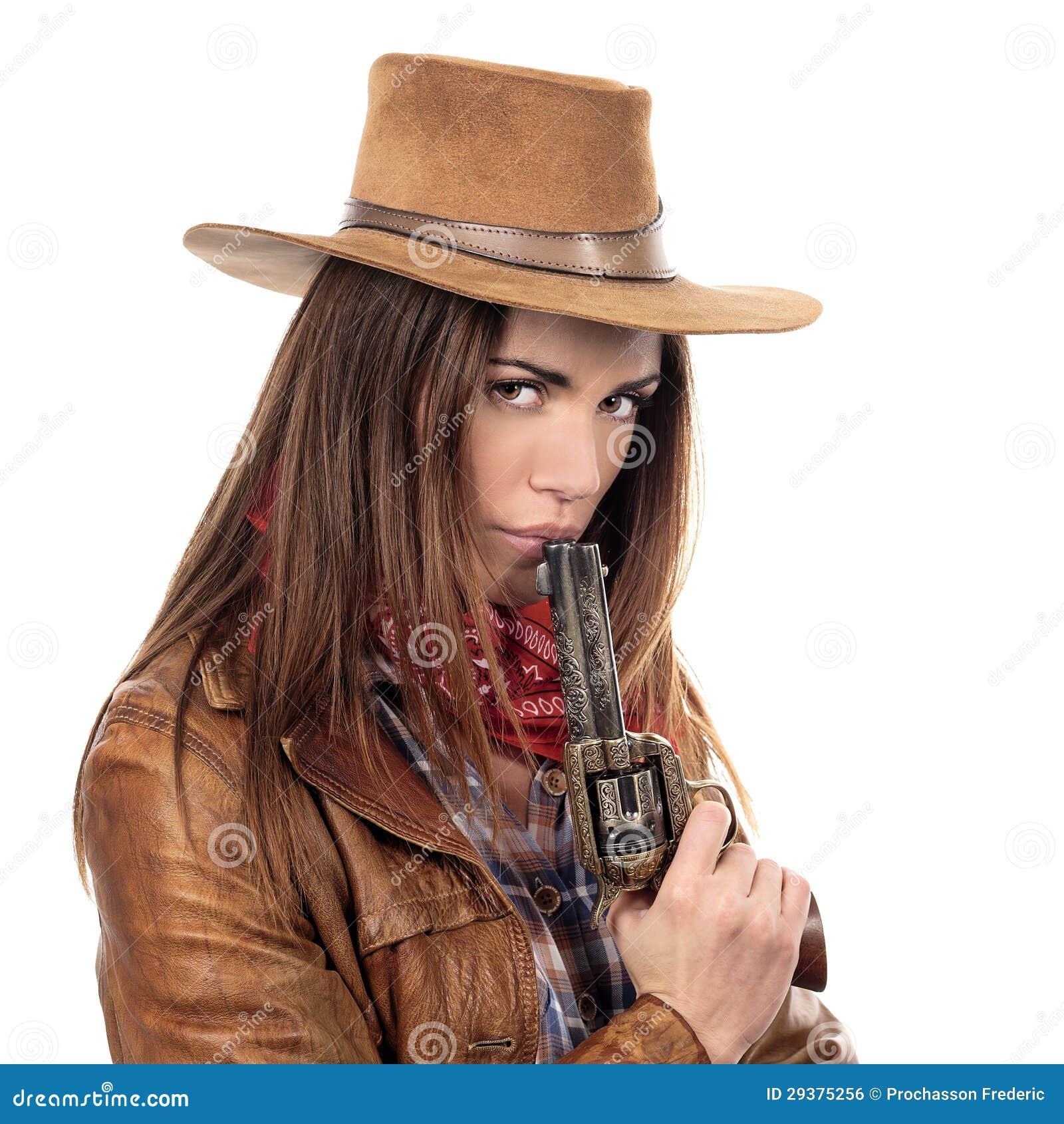 Девушки ковбоя прическа