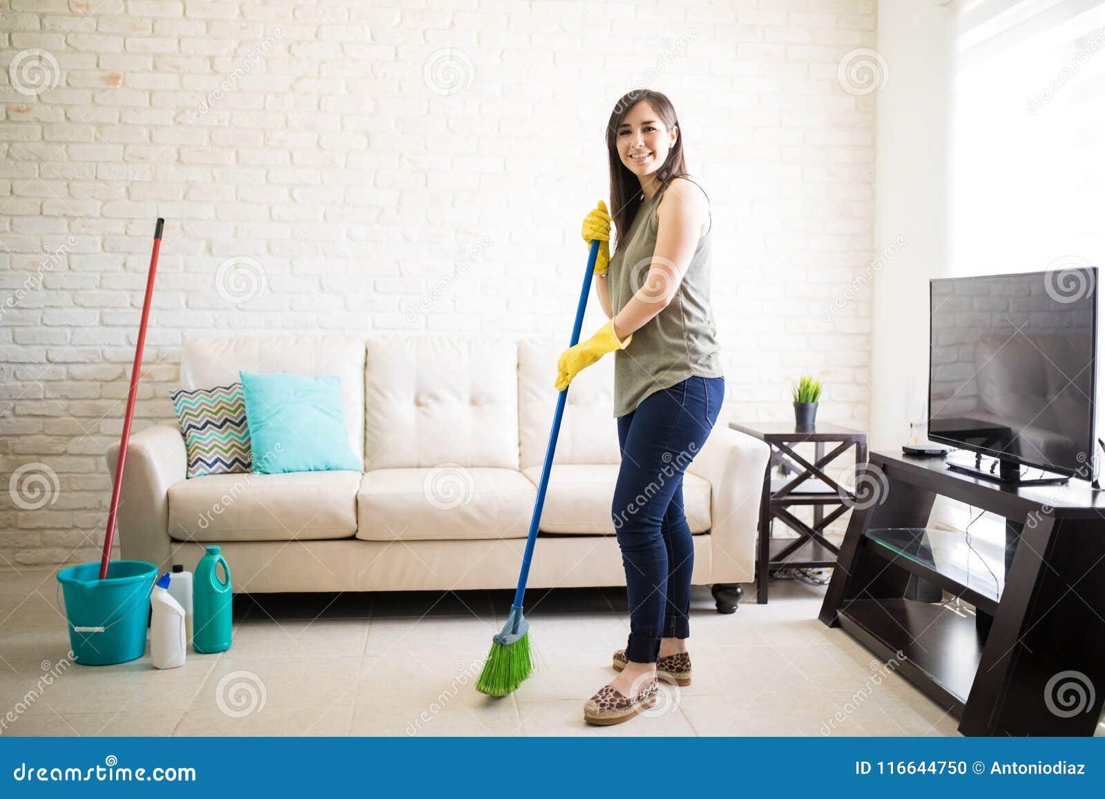 Latina house maid