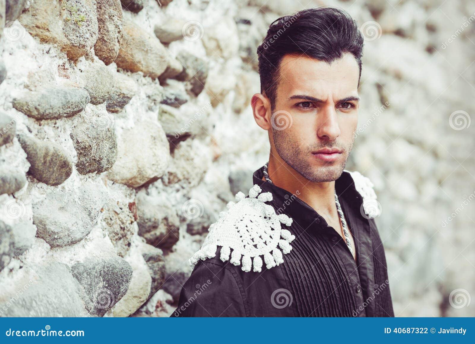 spanish model man