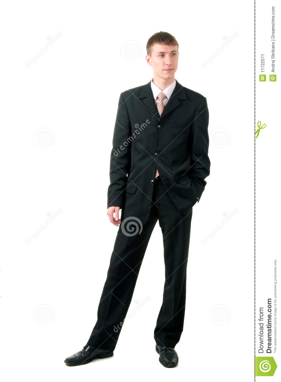 Mens Clothing Subscription >> Attractive Men In Formal Wear Stock Image - Image: 11722571
