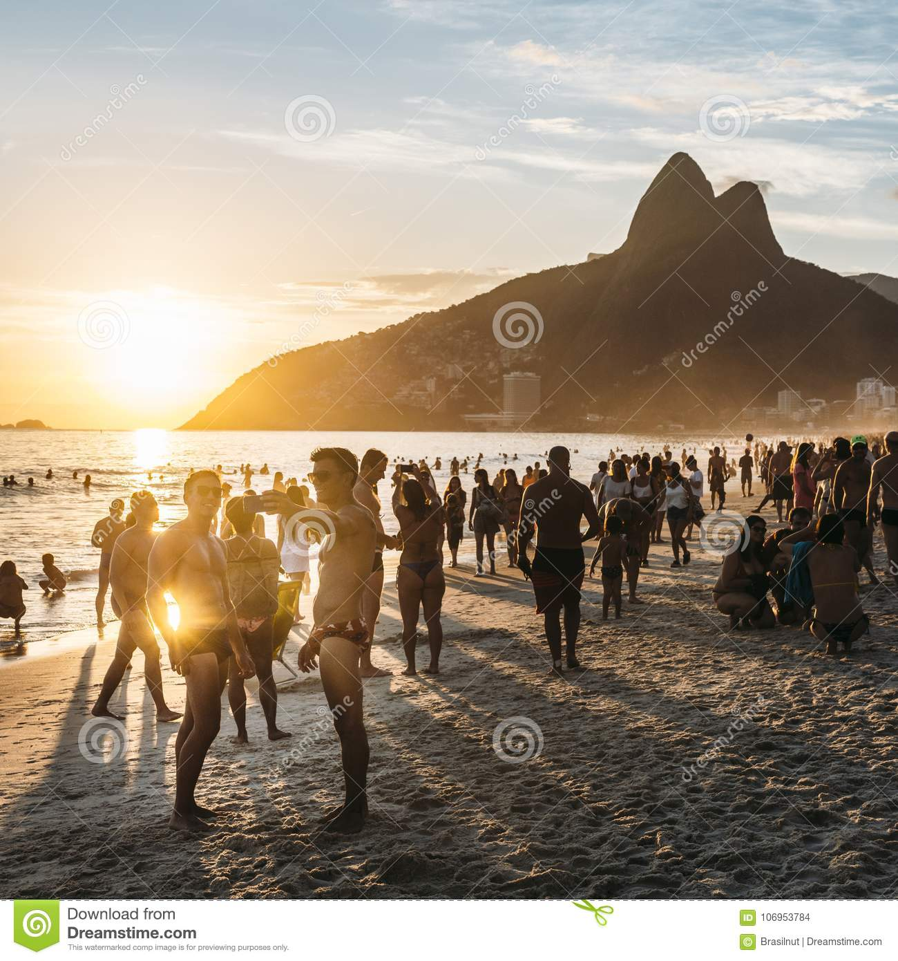 Men from ipanema