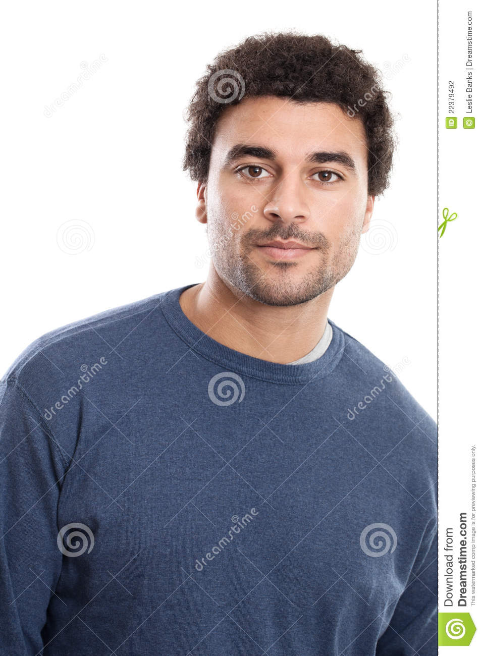 Attractive Middle Eastern Man Portrait Stock Photography ...