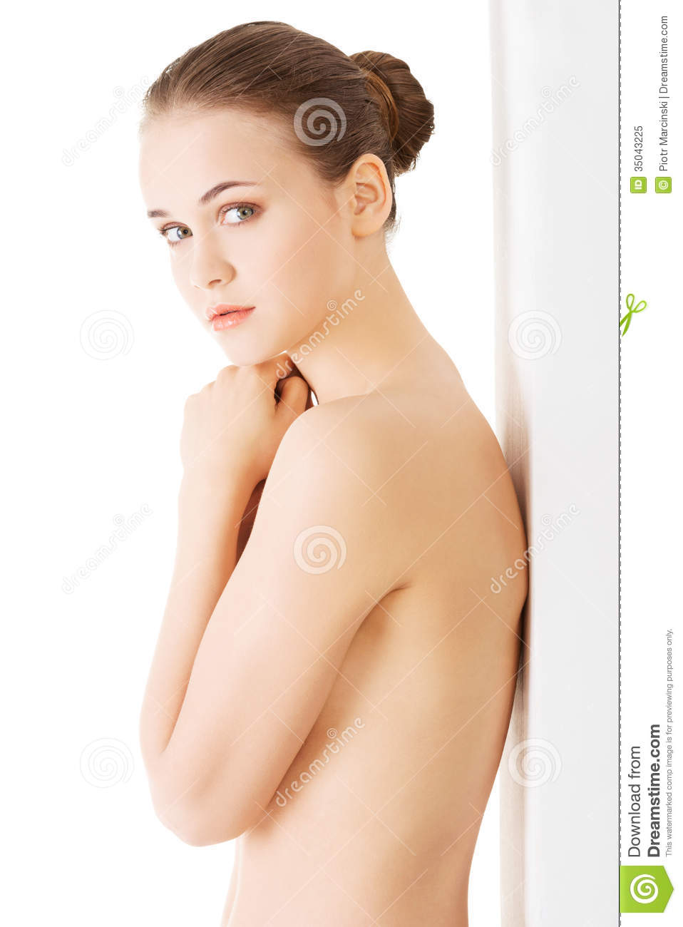 Attractive naked woman opinion obvious