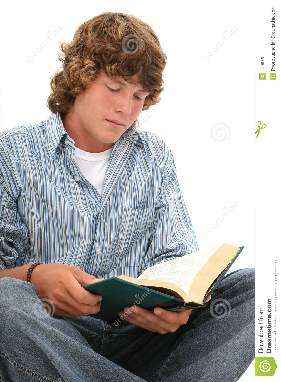 To read in real teens
