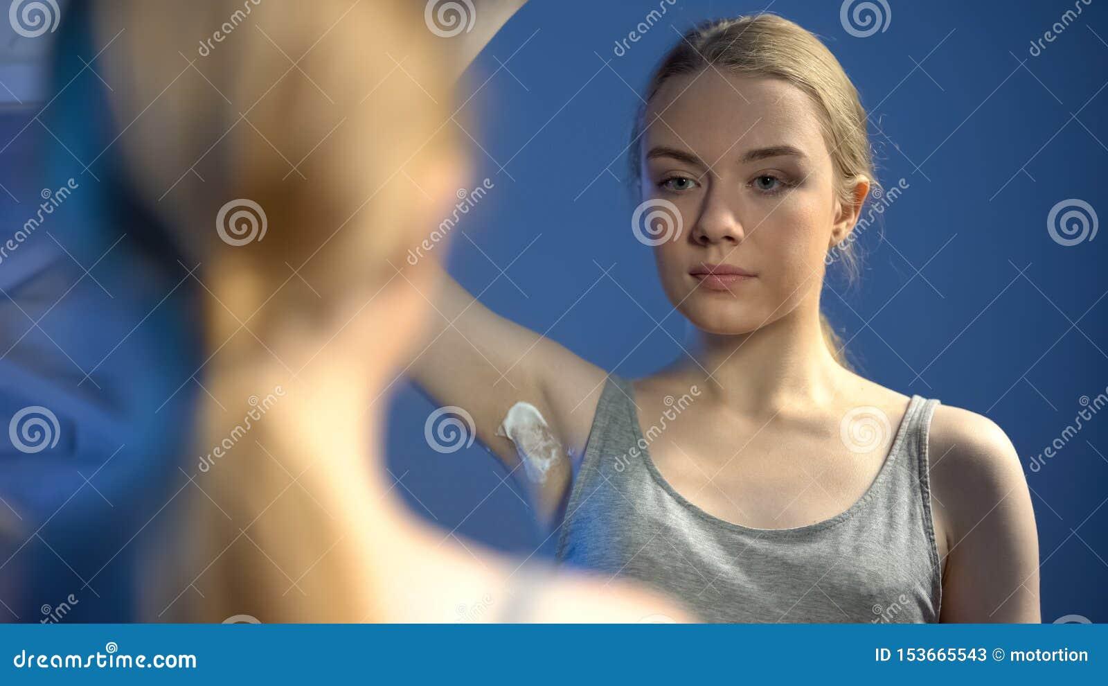 Teen Armpit Pics