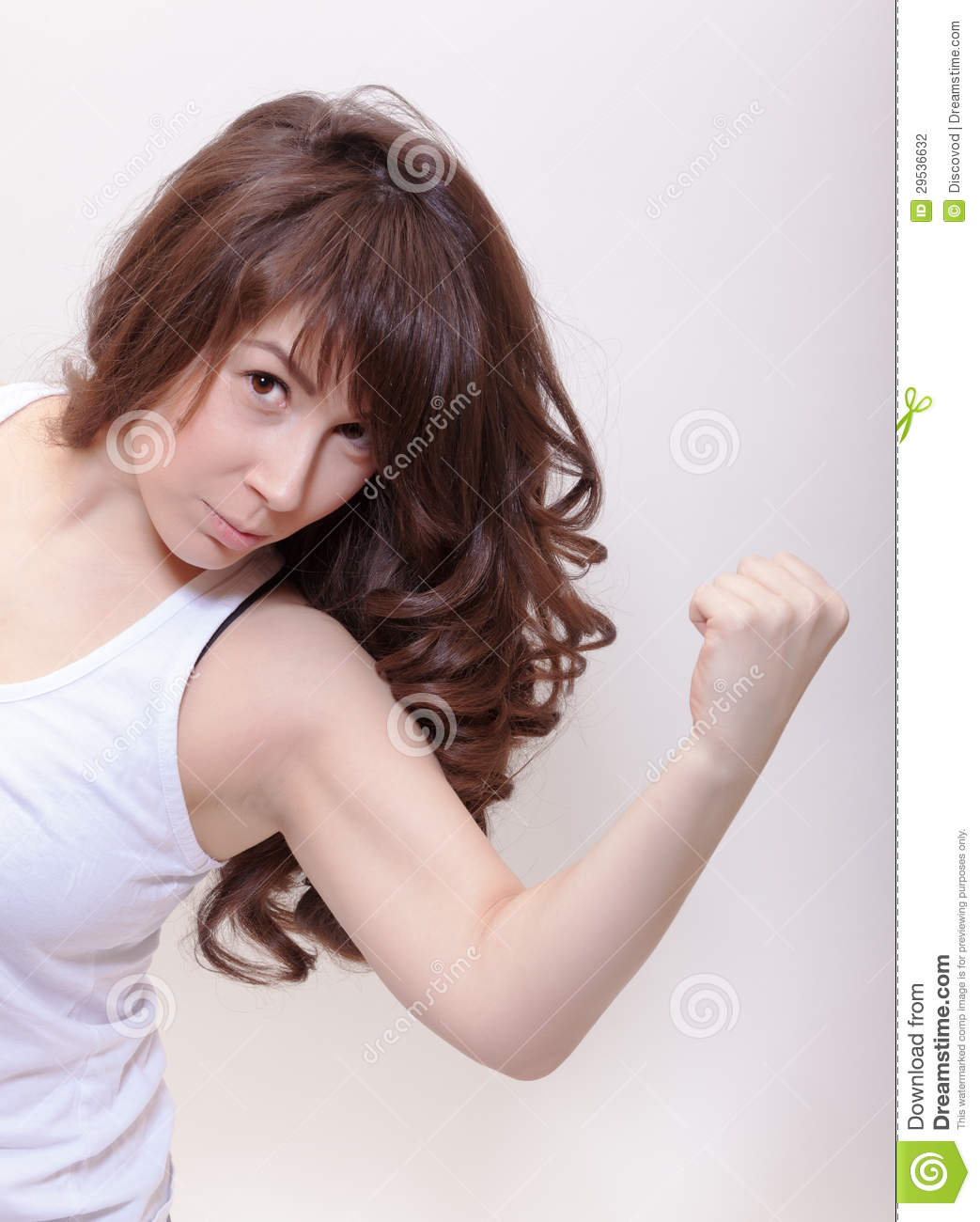 Fist large other that woman woman