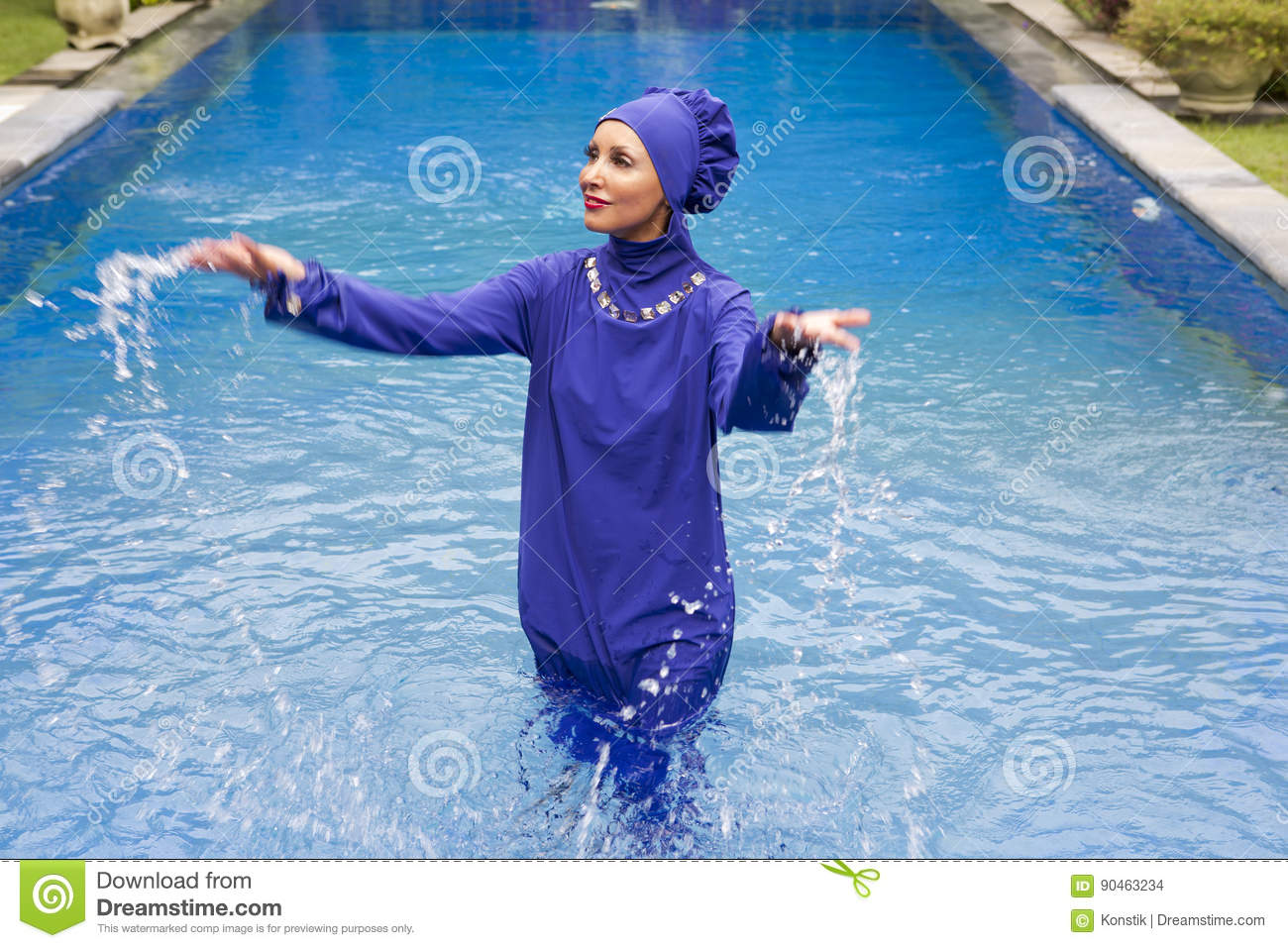 pool muslim single women Muslim women in merton are missing out on swimming with muslim women had to wear their normal clothes in the pool to south west londoner, 247 the.
